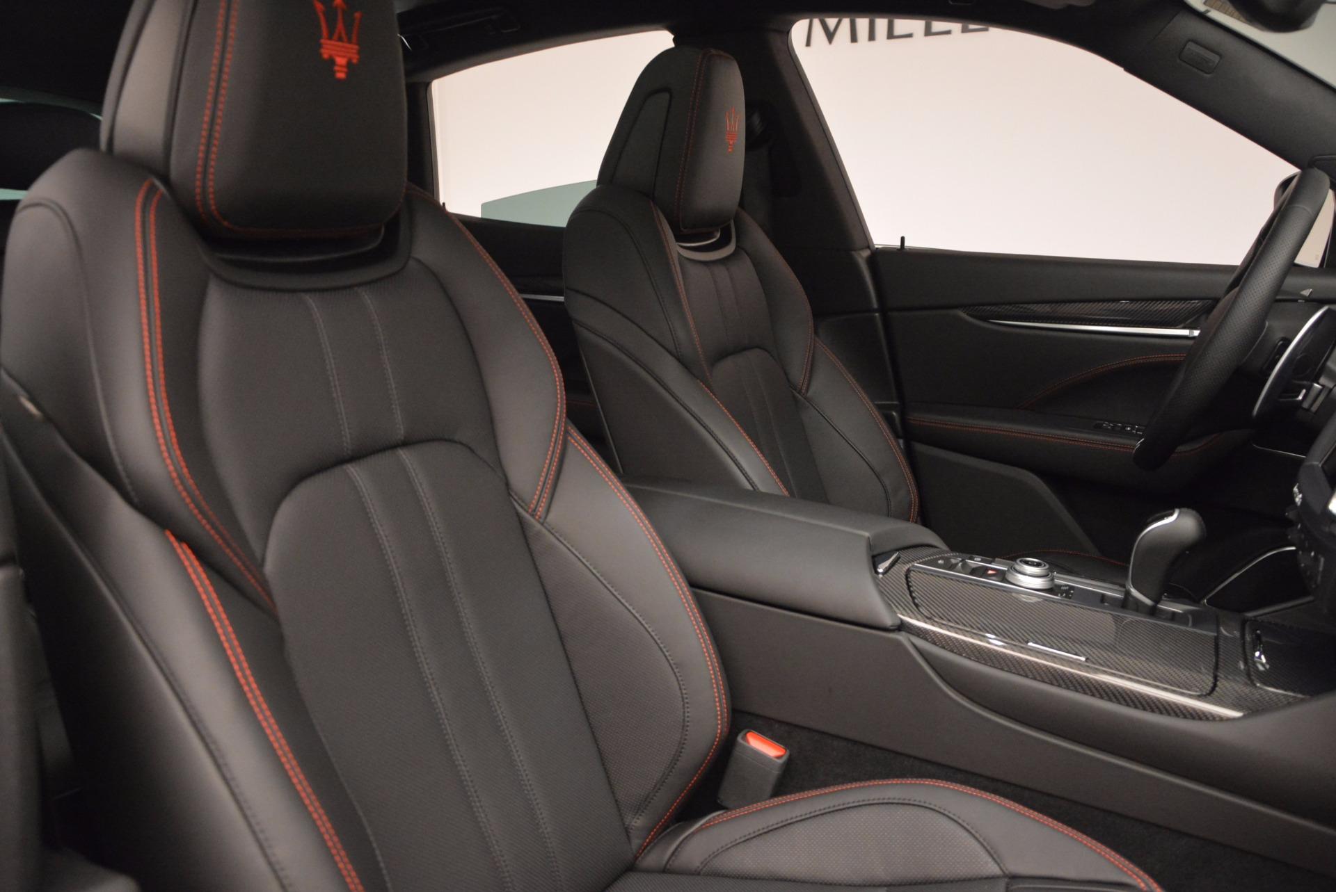 New 2017 Maserati Levante S For Sale In Westport, CT 1089_p23