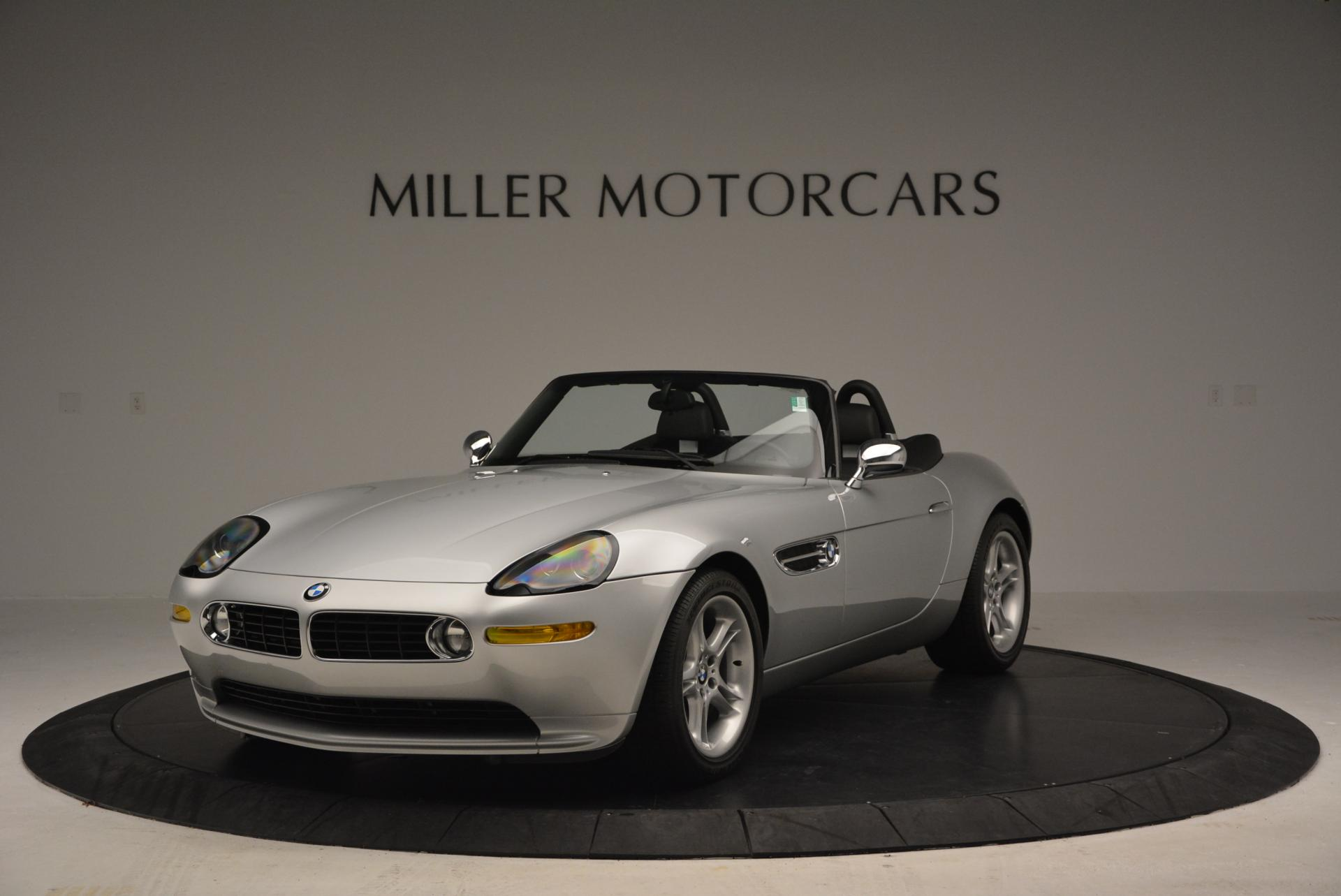 Used 2000 BMW Z8  For Sale In Westport, CT