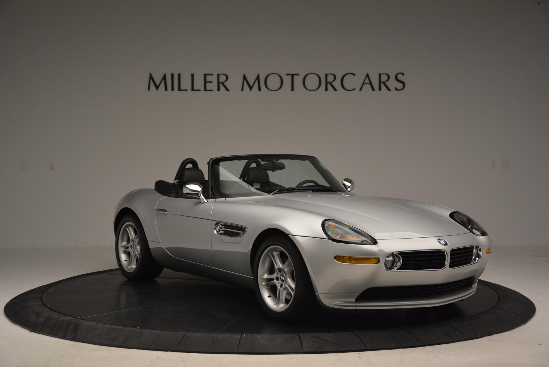 Used 2000 BMW Z8  For Sale In Westport, CT 109_p11