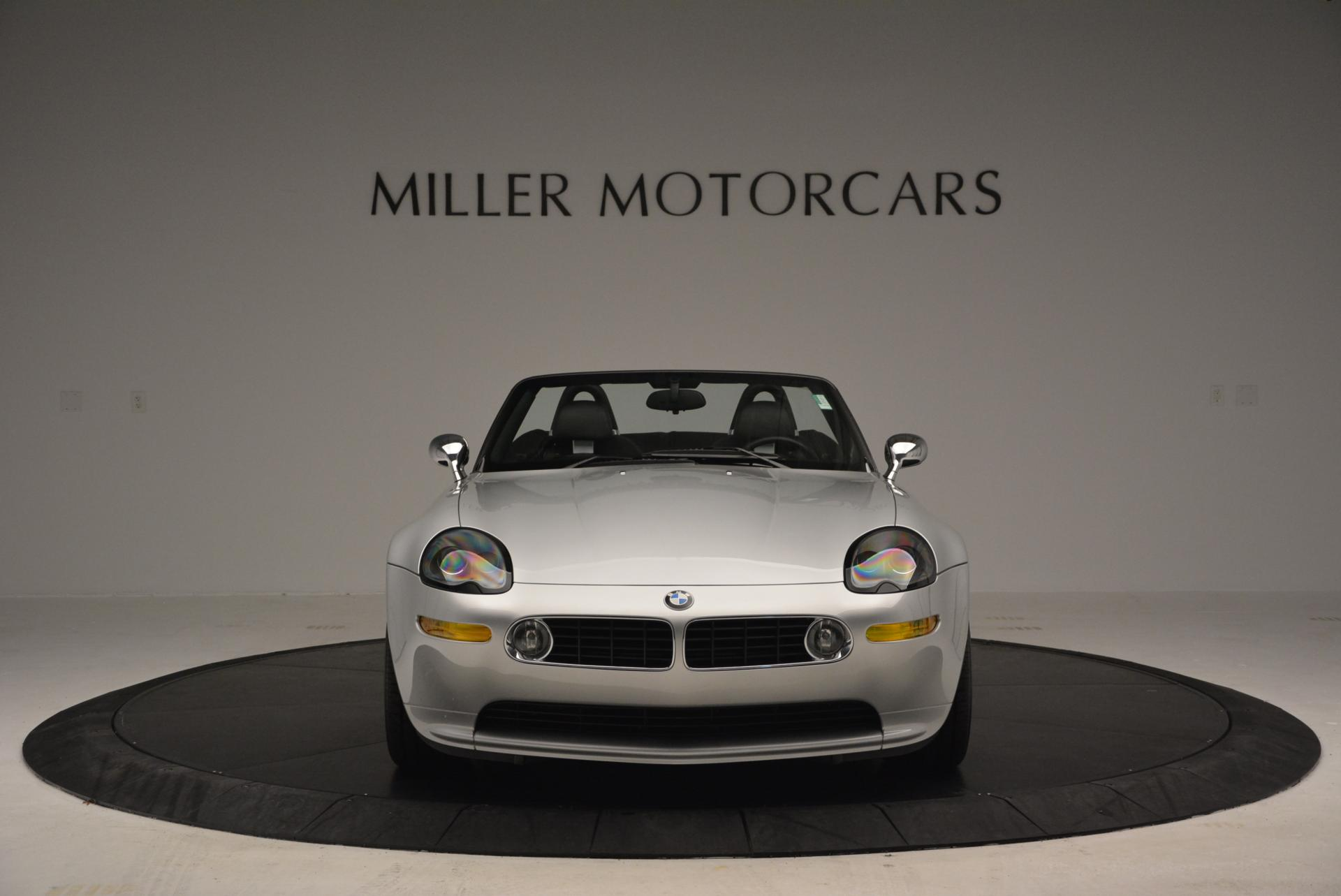Used 2000 BMW Z8  For Sale In Westport, CT 109_p12