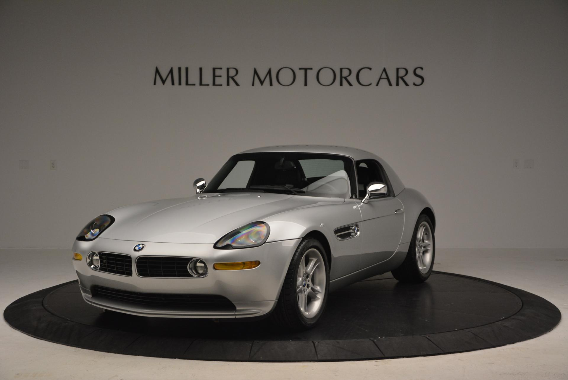 Used 2000 BMW Z8  For Sale In Westport, CT 109_p13