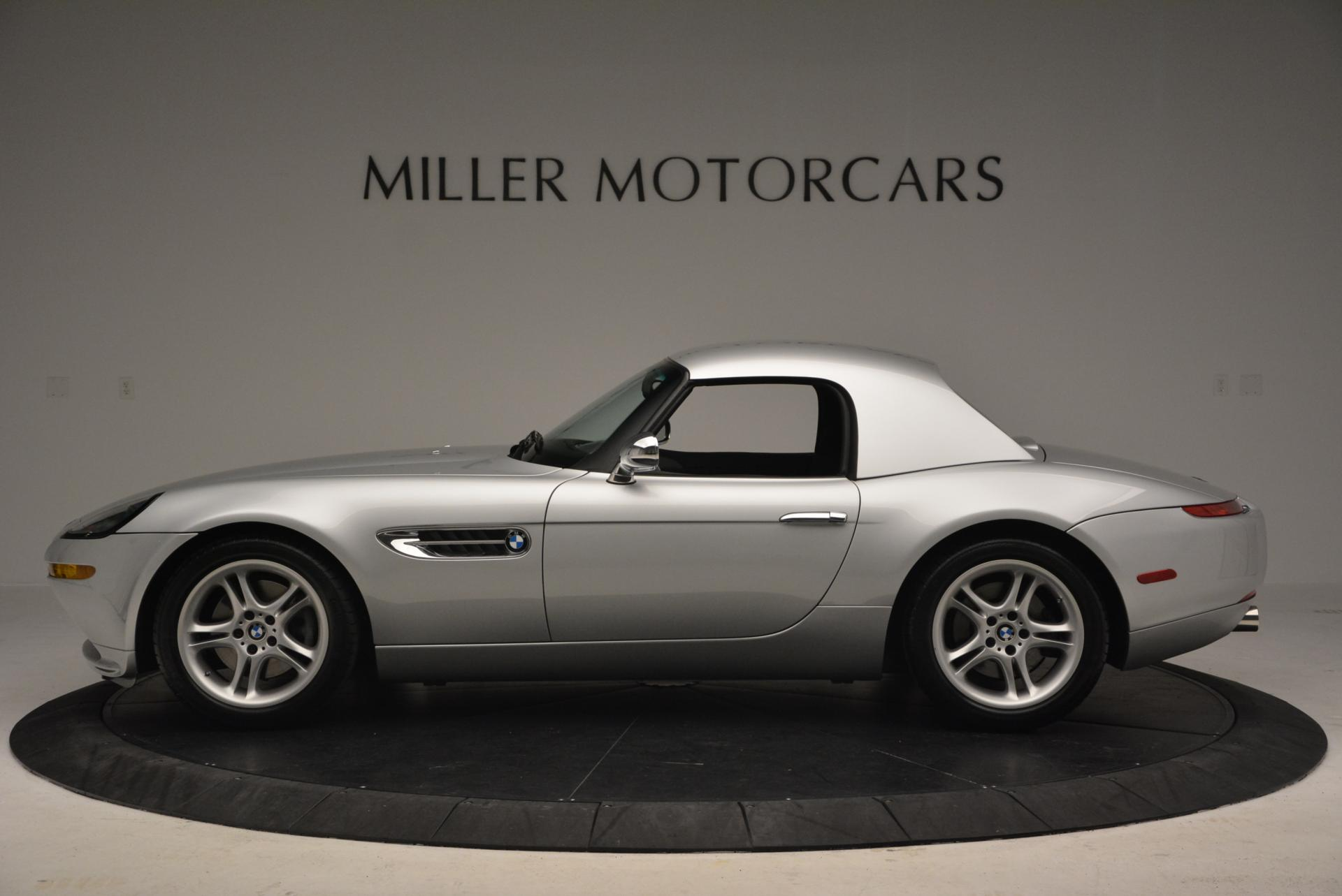 Used 2000 BMW Z8  For Sale In Westport, CT 109_p15