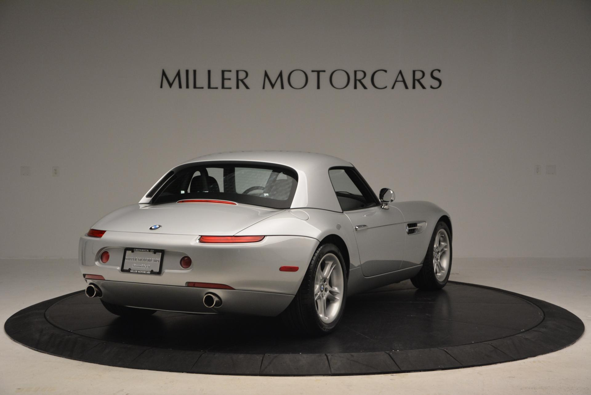 Used 2000 BMW Z8  For Sale In Westport, CT 109_p19