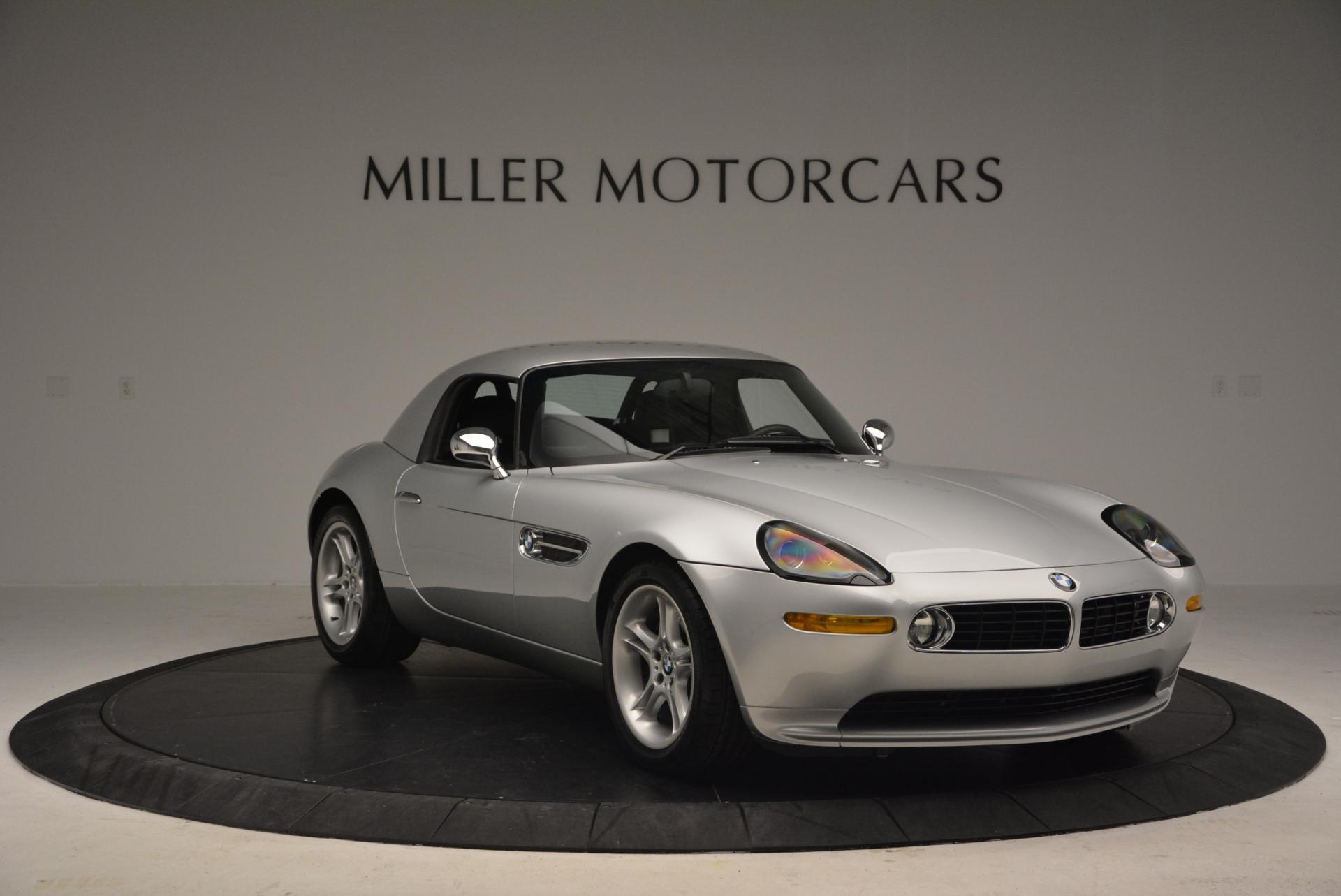 Used 2000 BMW Z8  For Sale In Westport, CT 109_p23