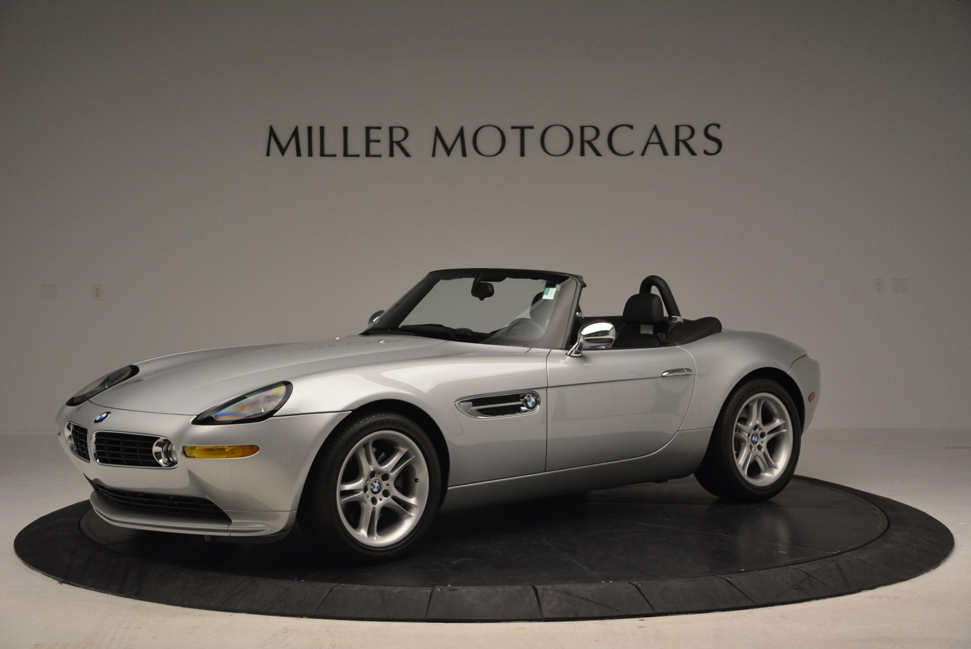 Used 2000 BMW Z8  For Sale In Westport, CT 109_p2
