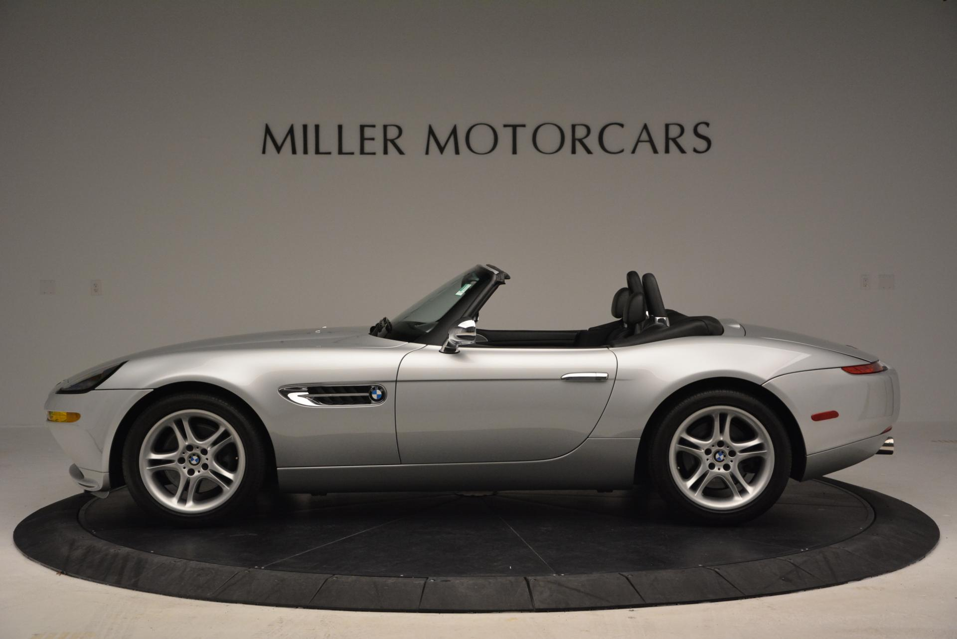 Used 2000 BMW Z8  For Sale In Westport, CT 109_p3