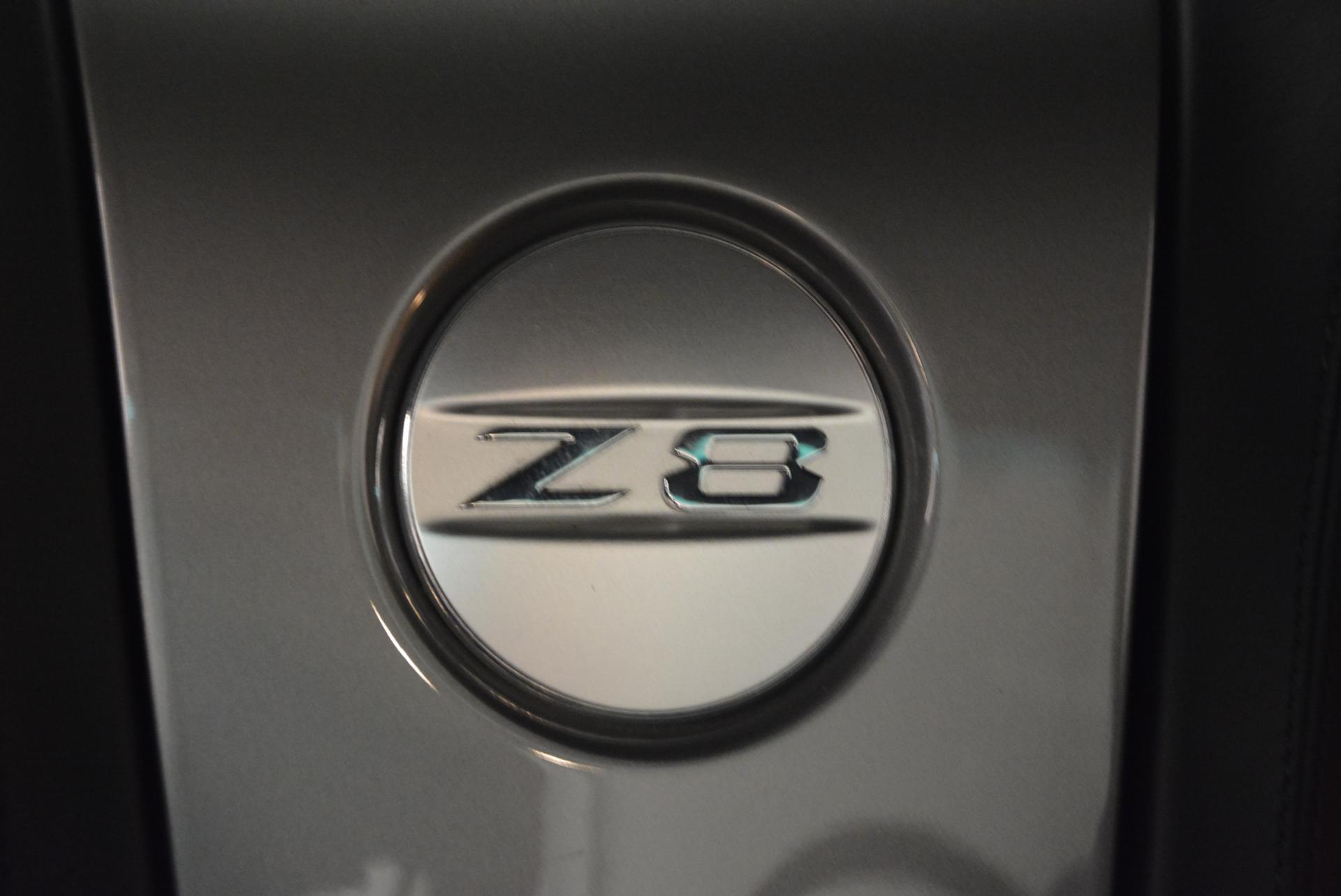 Used 2000 BMW Z8  For Sale In Westport, CT 109_p43
