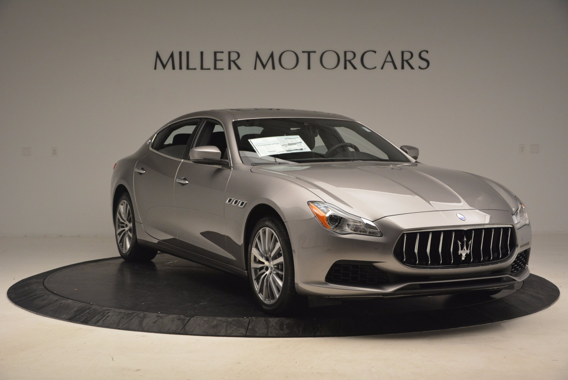 New 2017 Maserati Quattroporte SQ4 For Sale In Westport, CT 1090_p11