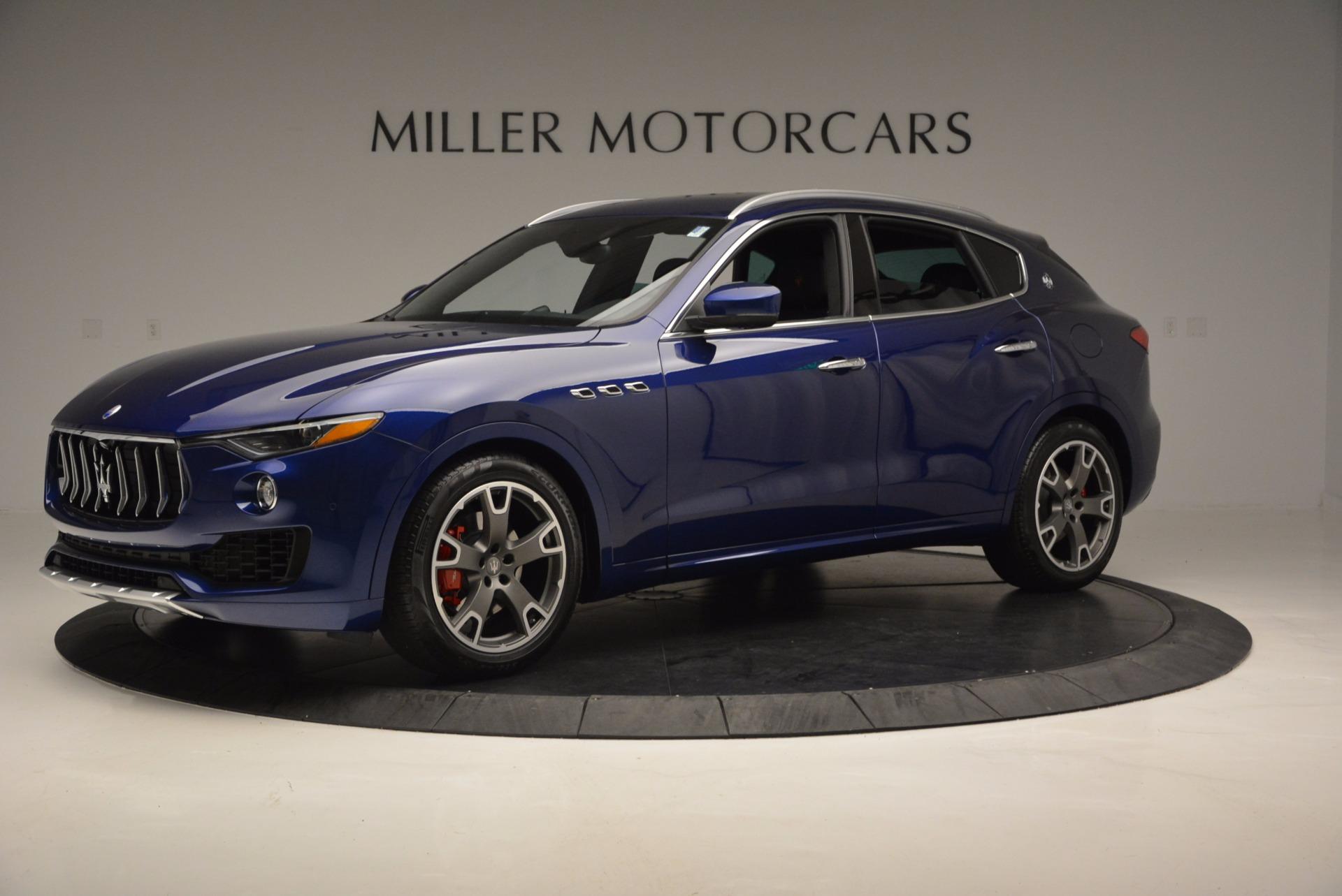 New 2017 Maserati Levante S For Sale In Westport, CT 1093_p2