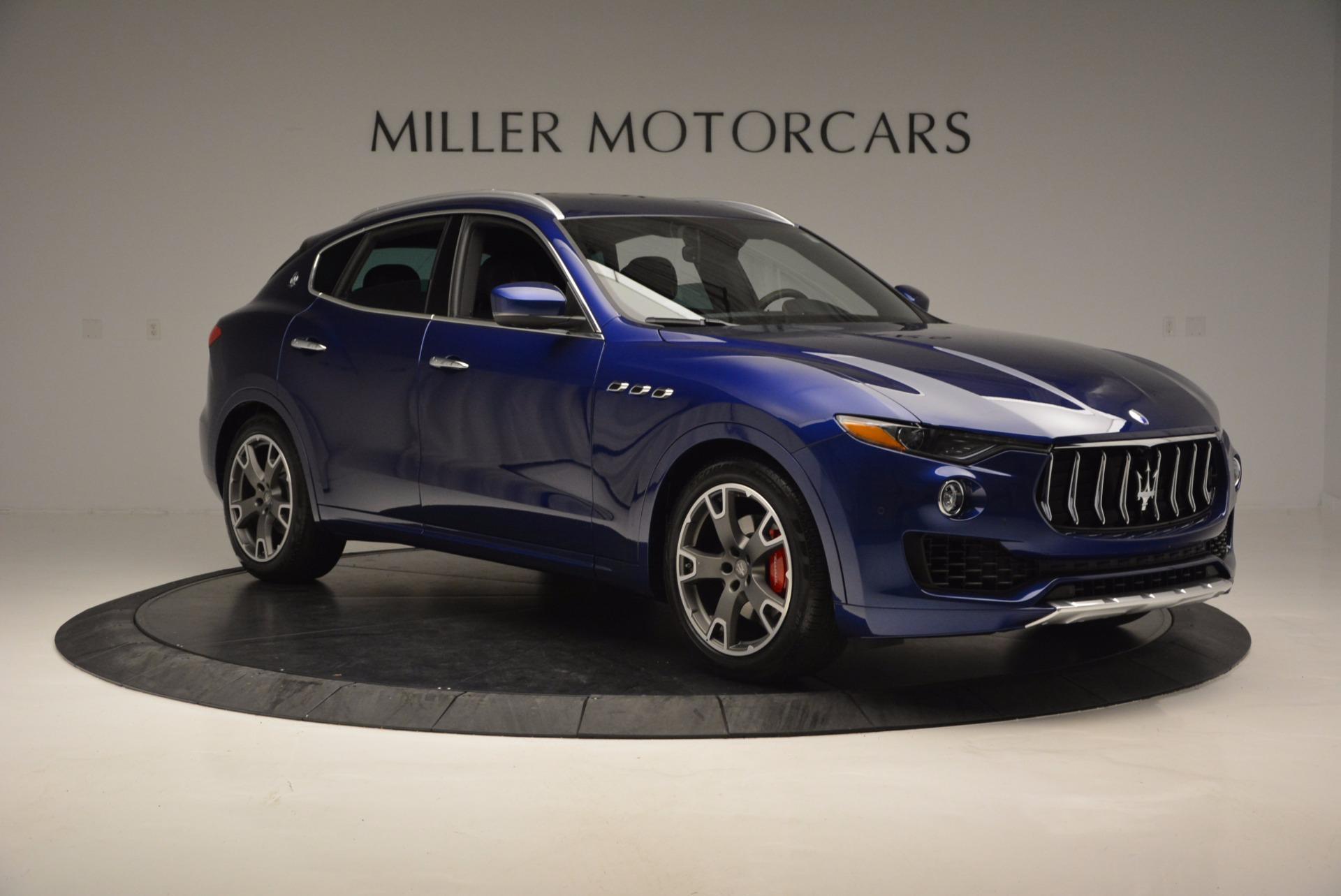 New 2017 Maserati Levante S For Sale In Westport, CT 1093_p5