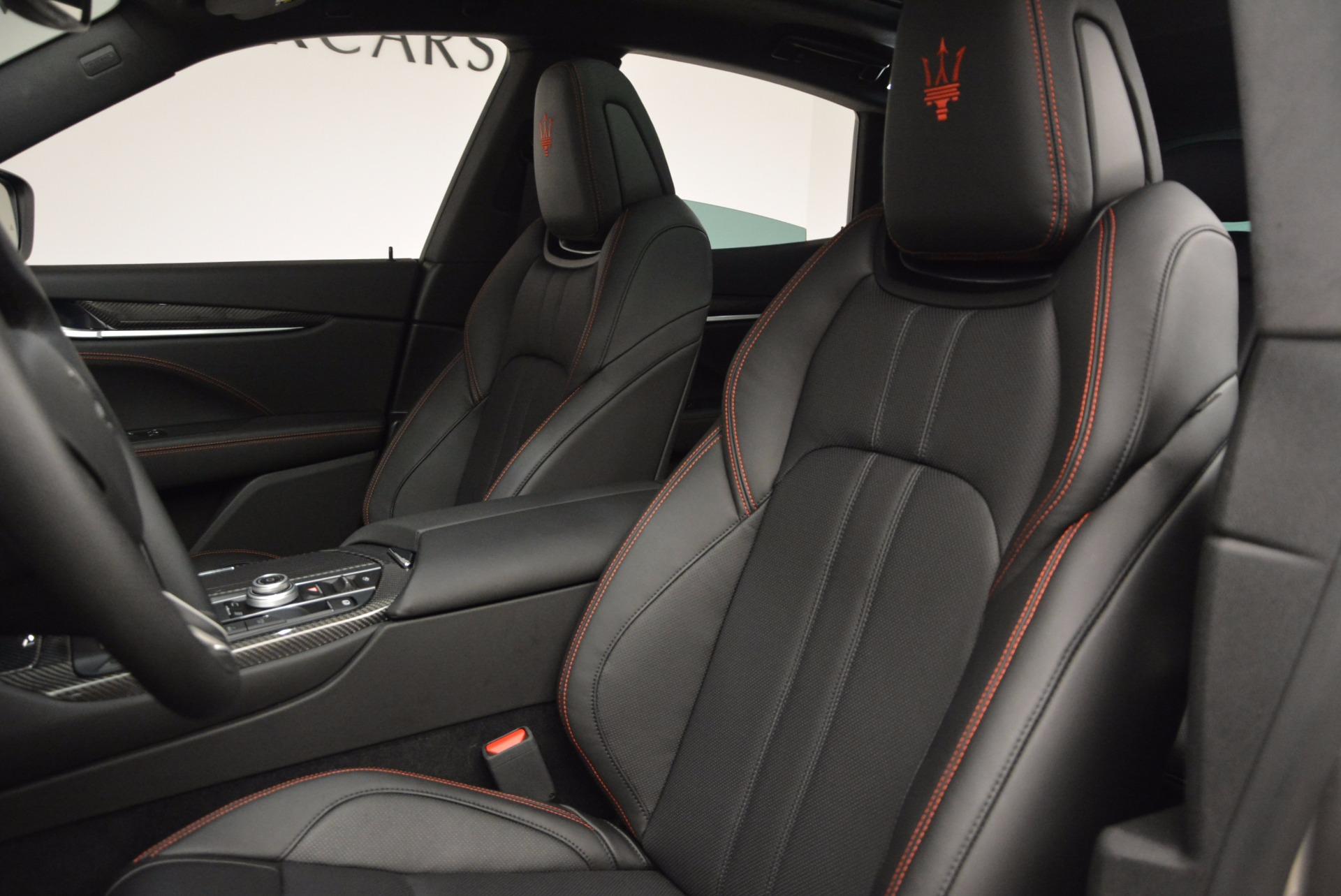 New 2017 Maserati Levante S Q4 For Sale In Westport, CT 1094_p17