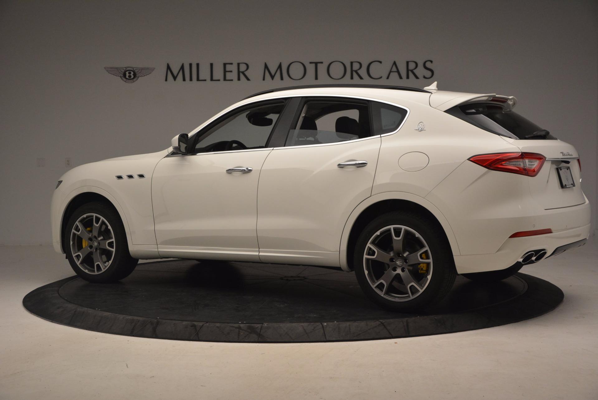New 2017 Maserati Levante S Q4 For Sale In Westport, CT 1094_p4