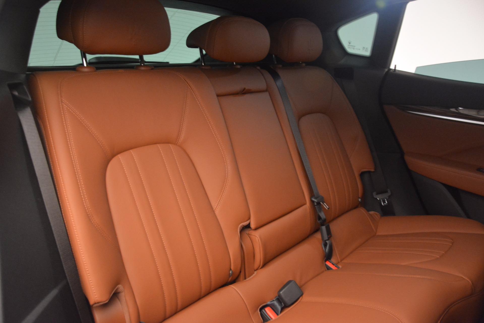 New 2017 Maserati Levante  For Sale In Westport, CT 1095_p21
