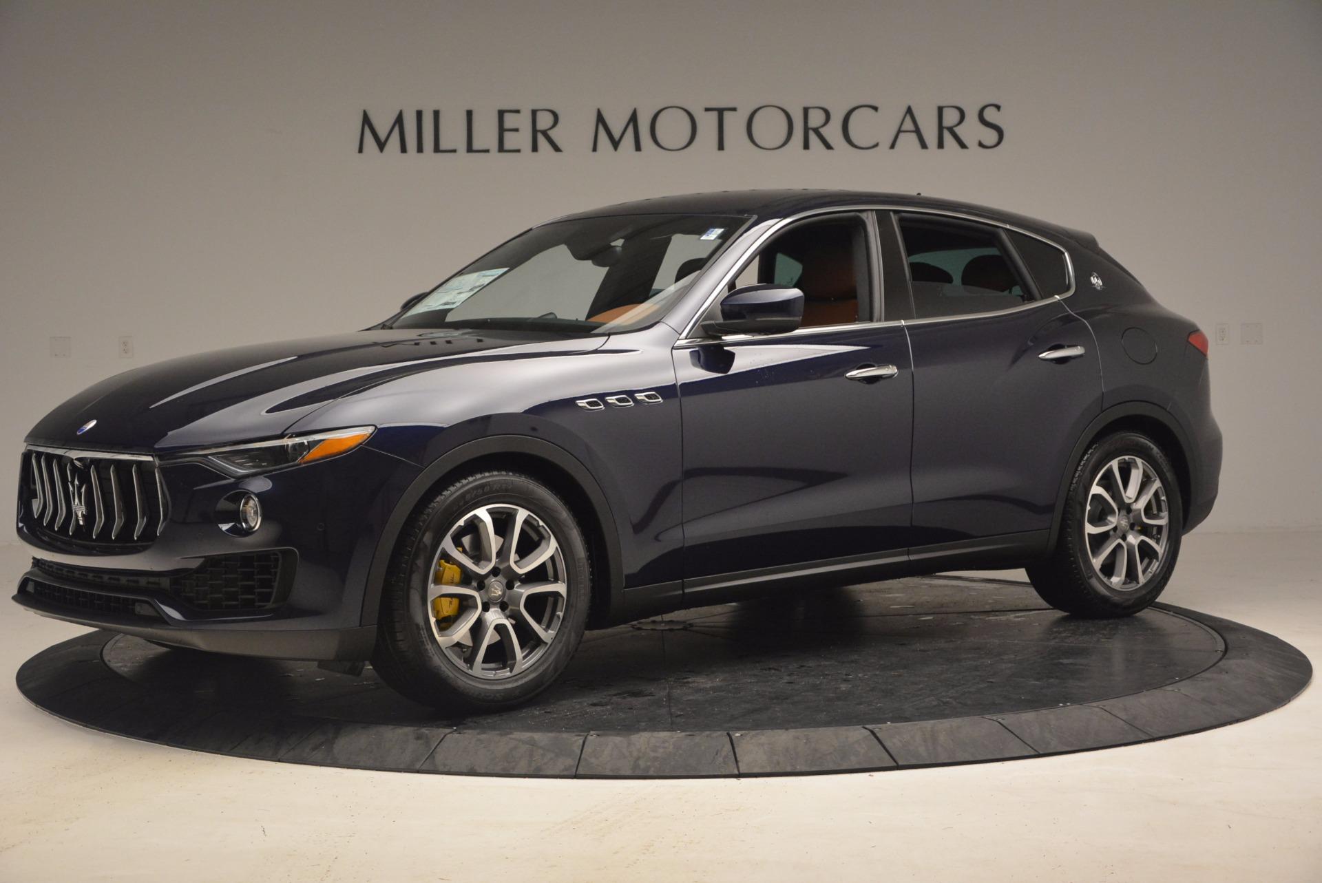 New 2017 Maserati Levante  For Sale In Westport, CT 1095_p2