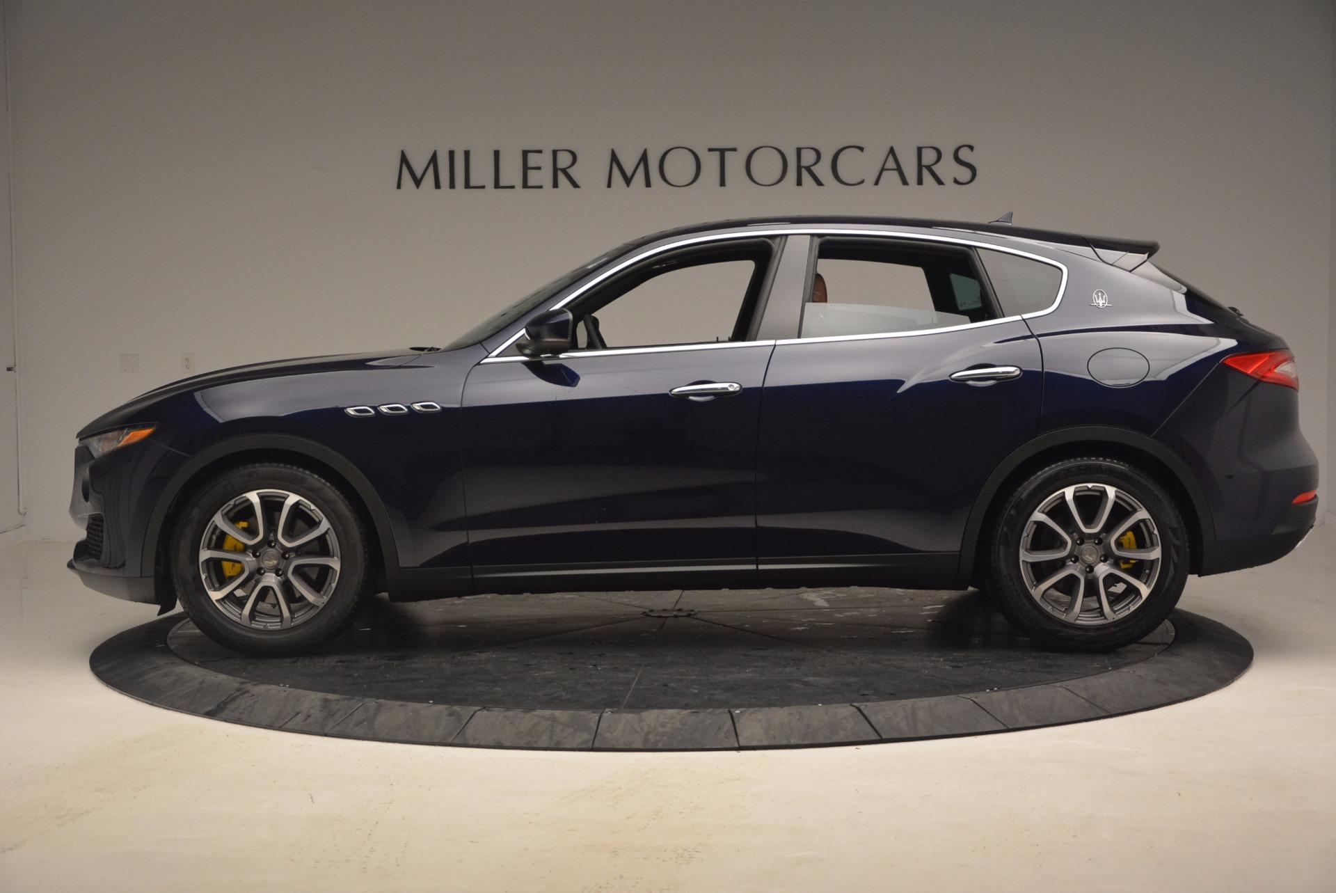 New 2017 Maserati Levante  For Sale In Westport, CT 1095_p3