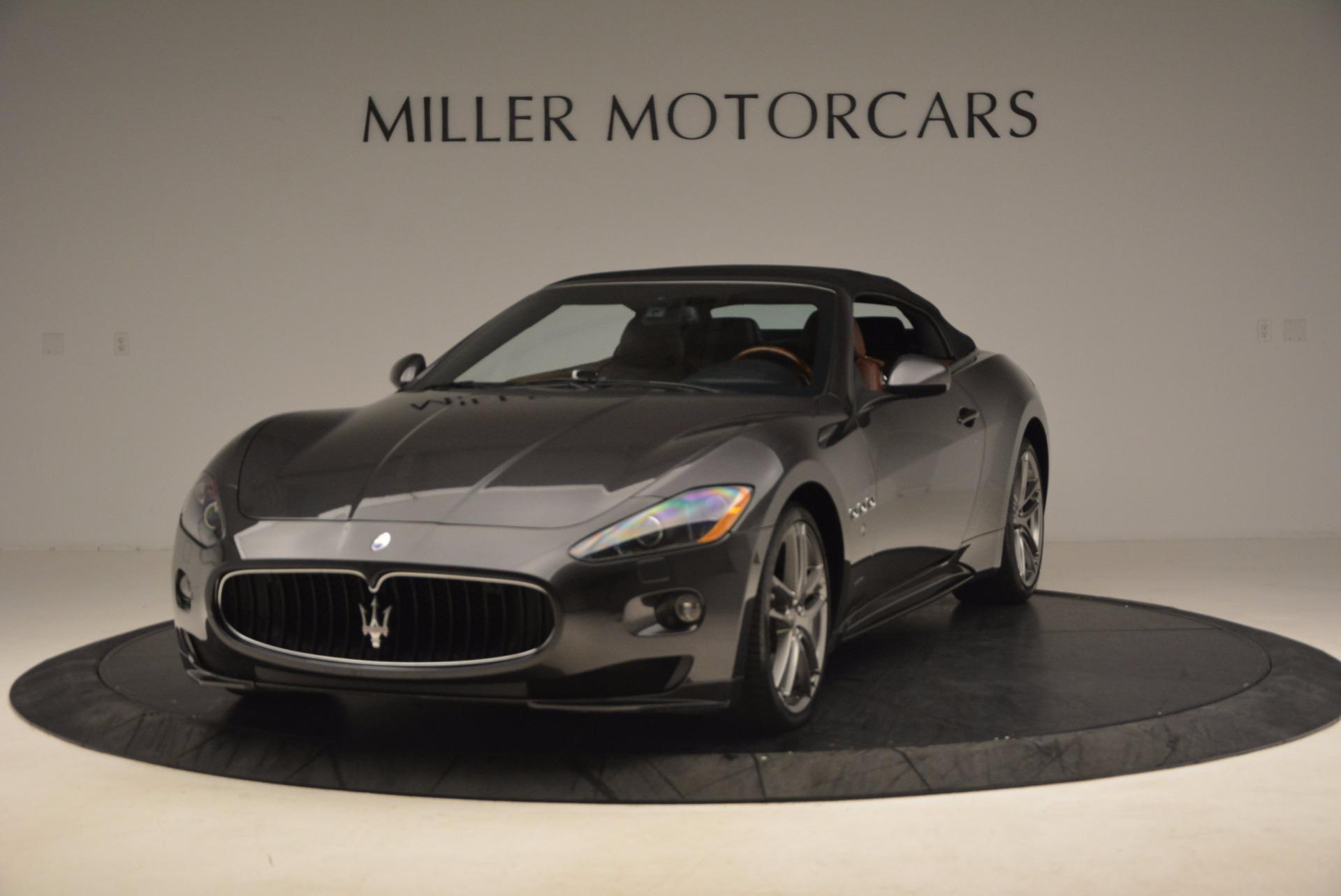 Used 2012 Maserati GranTurismo Sport For Sale In Westport, CT 1097_p13