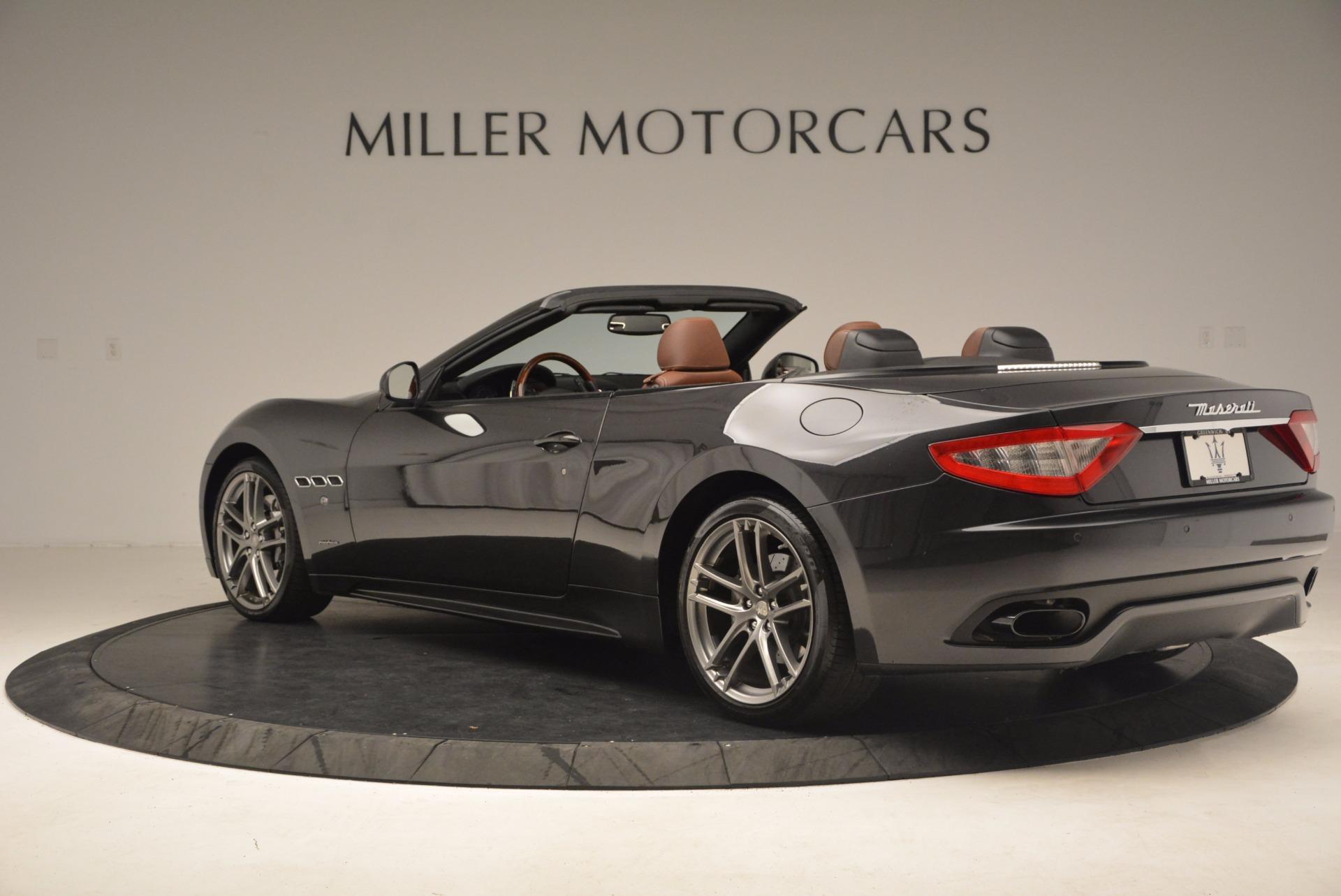 Used 2012 Maserati GranTurismo Sport For Sale In Westport, CT 1097_p4