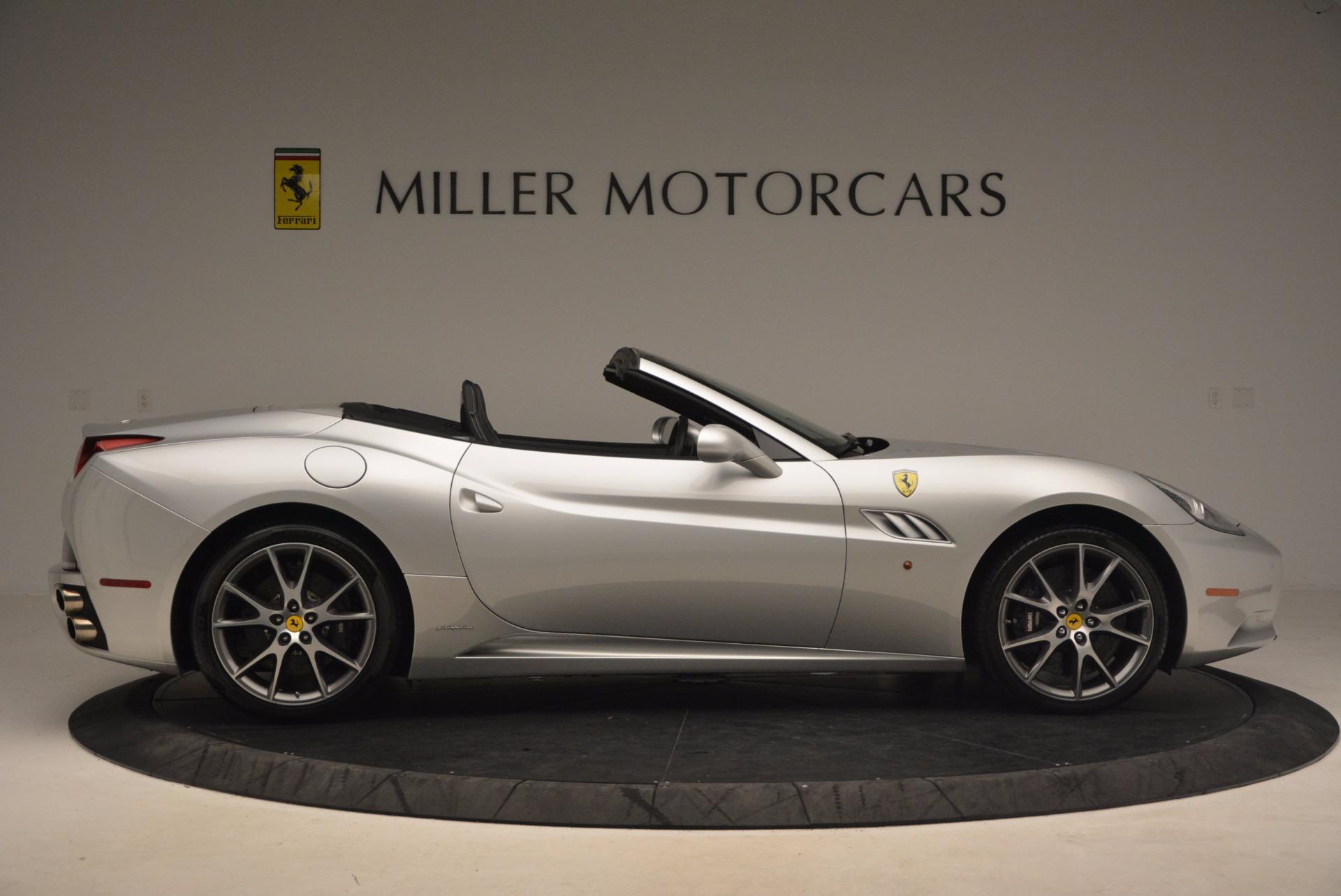 Used 2012 Ferrari California  For Sale In Westport, CT 1098_p9
