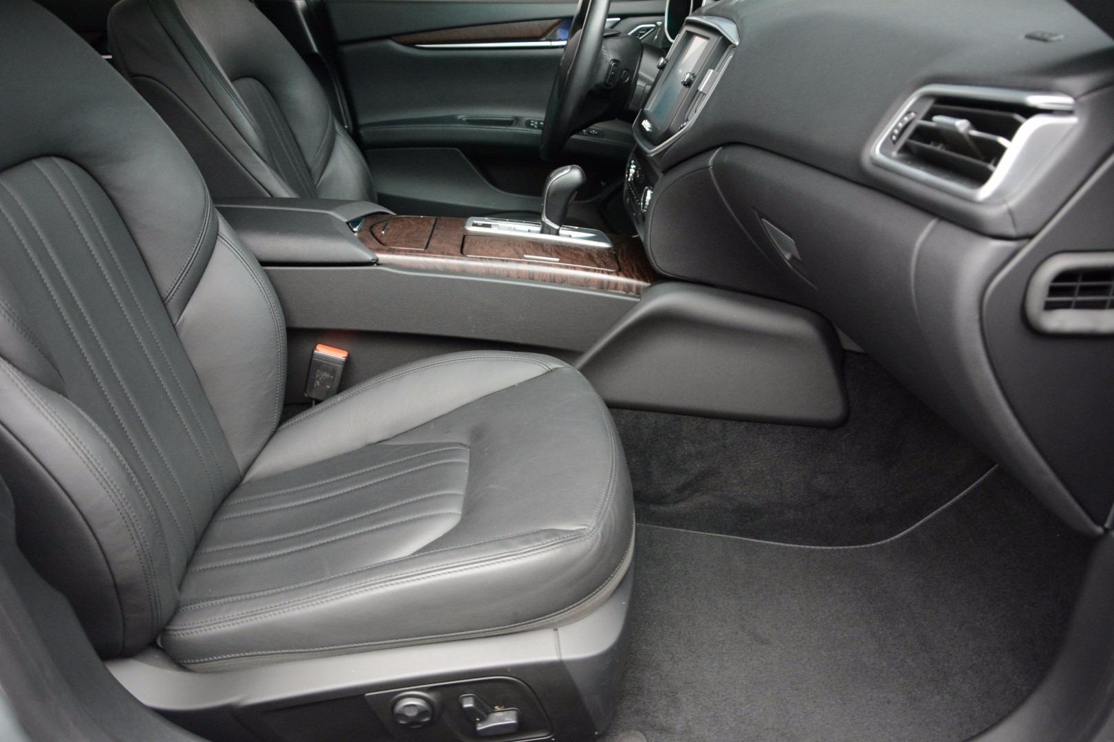 Used 2014 Maserati Ghibli  For Sale In Westport, CT 1099_p20