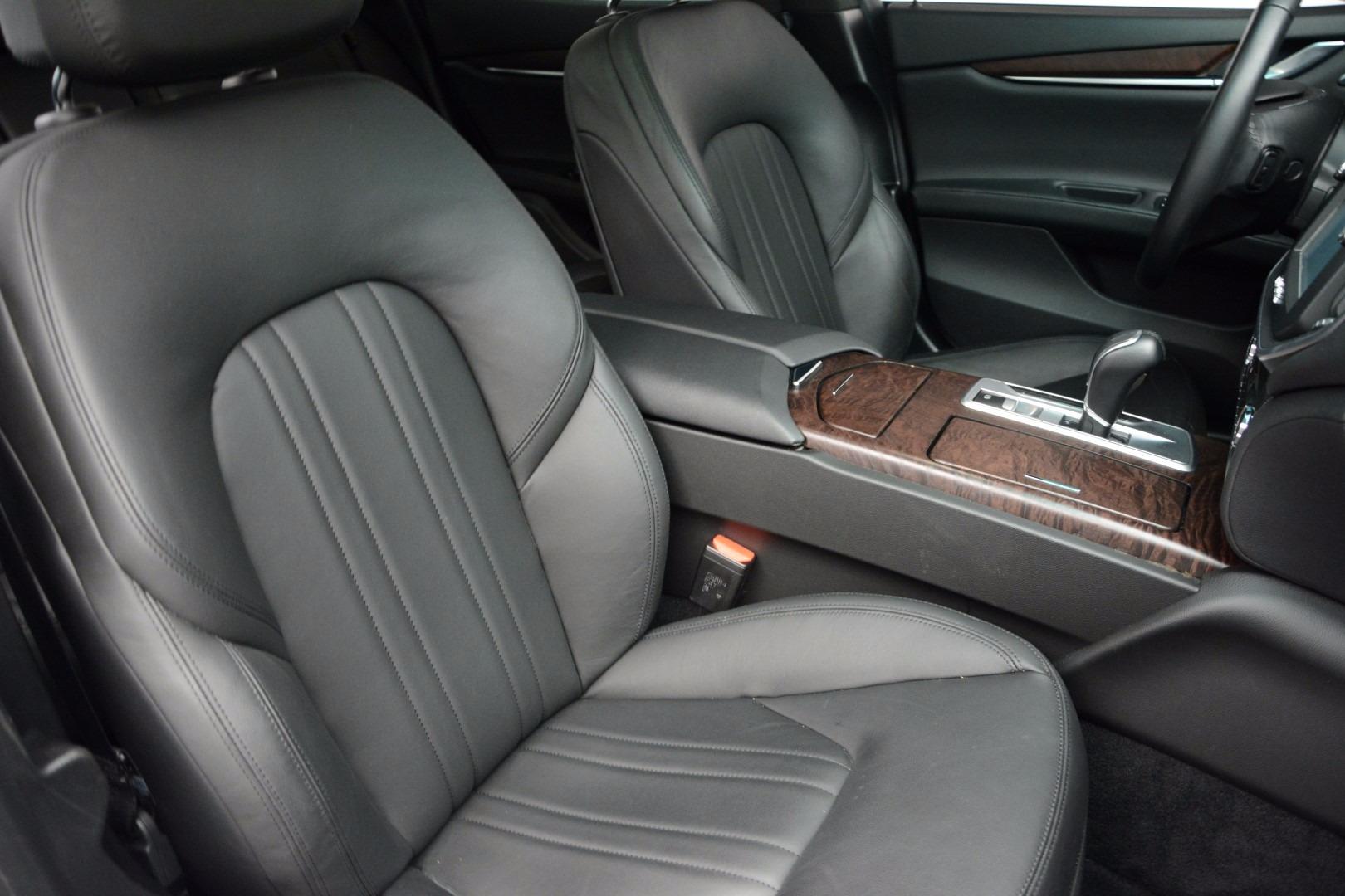 Used 2014 Maserati Ghibli  For Sale In Westport, CT 1099_p21