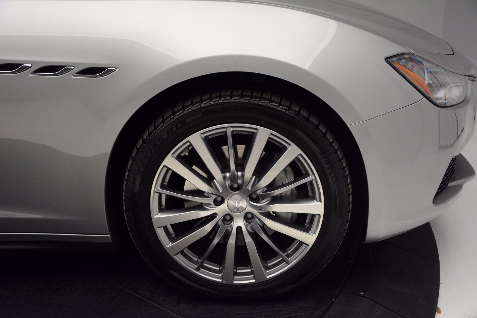 Used 2014 Maserati Ghibli  For Sale In Westport, CT 1099_p22