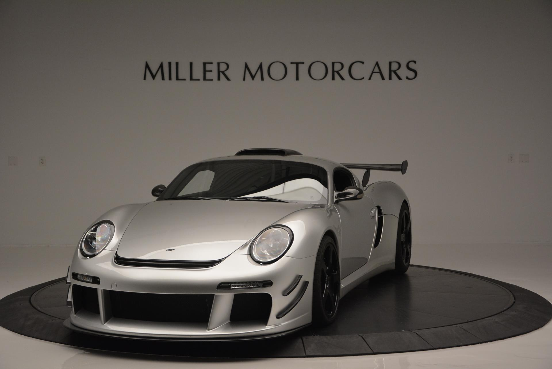 Used 2012 Porsche RUF CTR-3 Clubsport For Sale In Westport, CT 110_main