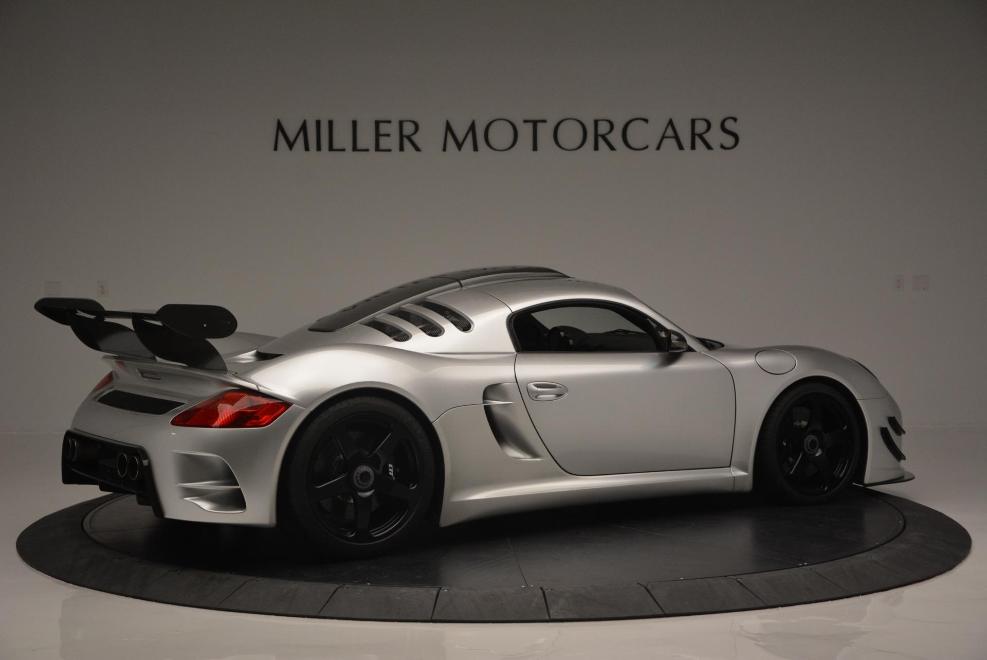 Used 2012 Porsche RUF CTR-3 Clubsport For Sale In Westport, CT 110_p10