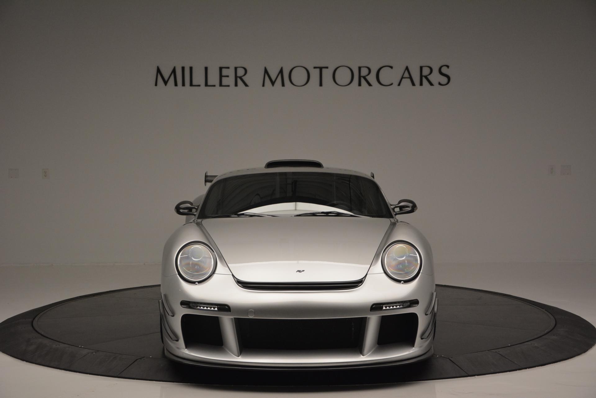 Used 2012 Porsche RUF CTR-3 Clubsport For Sale In Westport, CT 110_p6