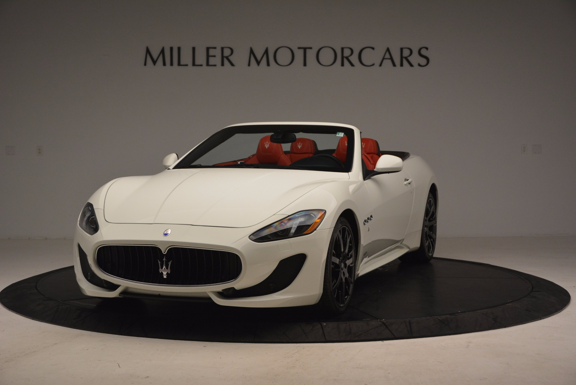 Used 2016 Maserati GranTurismo Sport For Sale In Westport, CT 1100_main