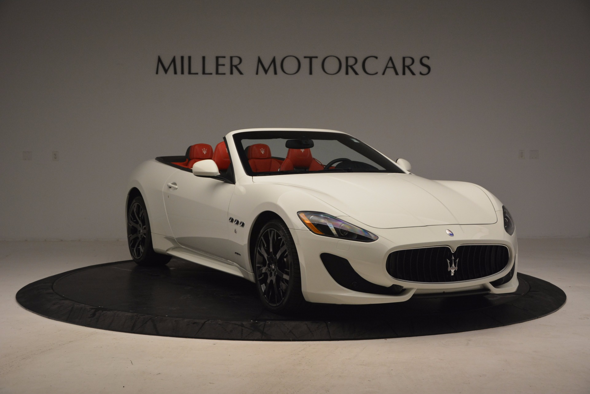 Used 2016 Maserati GranTurismo Sport For Sale In Westport, CT 1100_p11