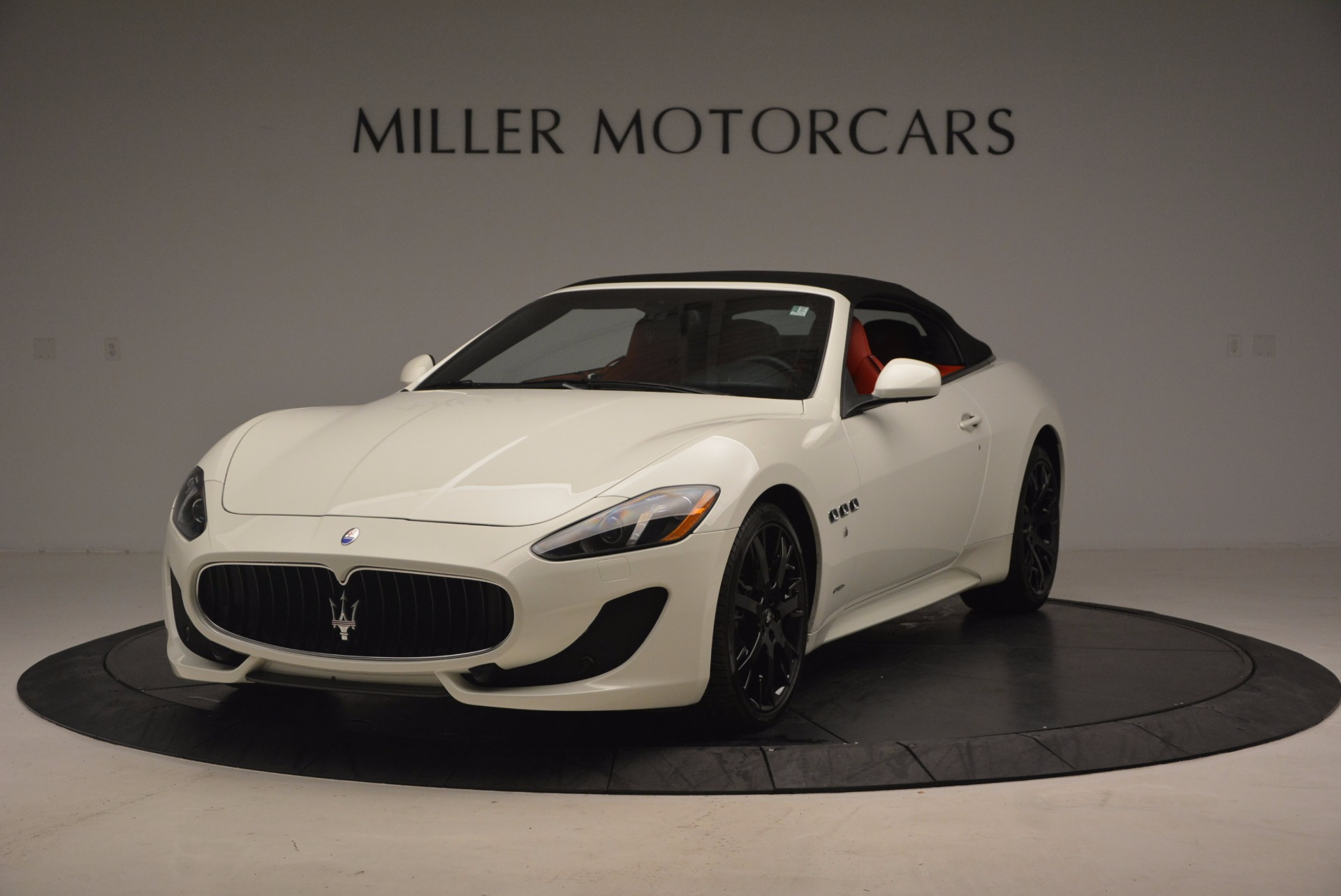 Used 2016 Maserati GranTurismo Sport For Sale In Westport, CT 1100_p13