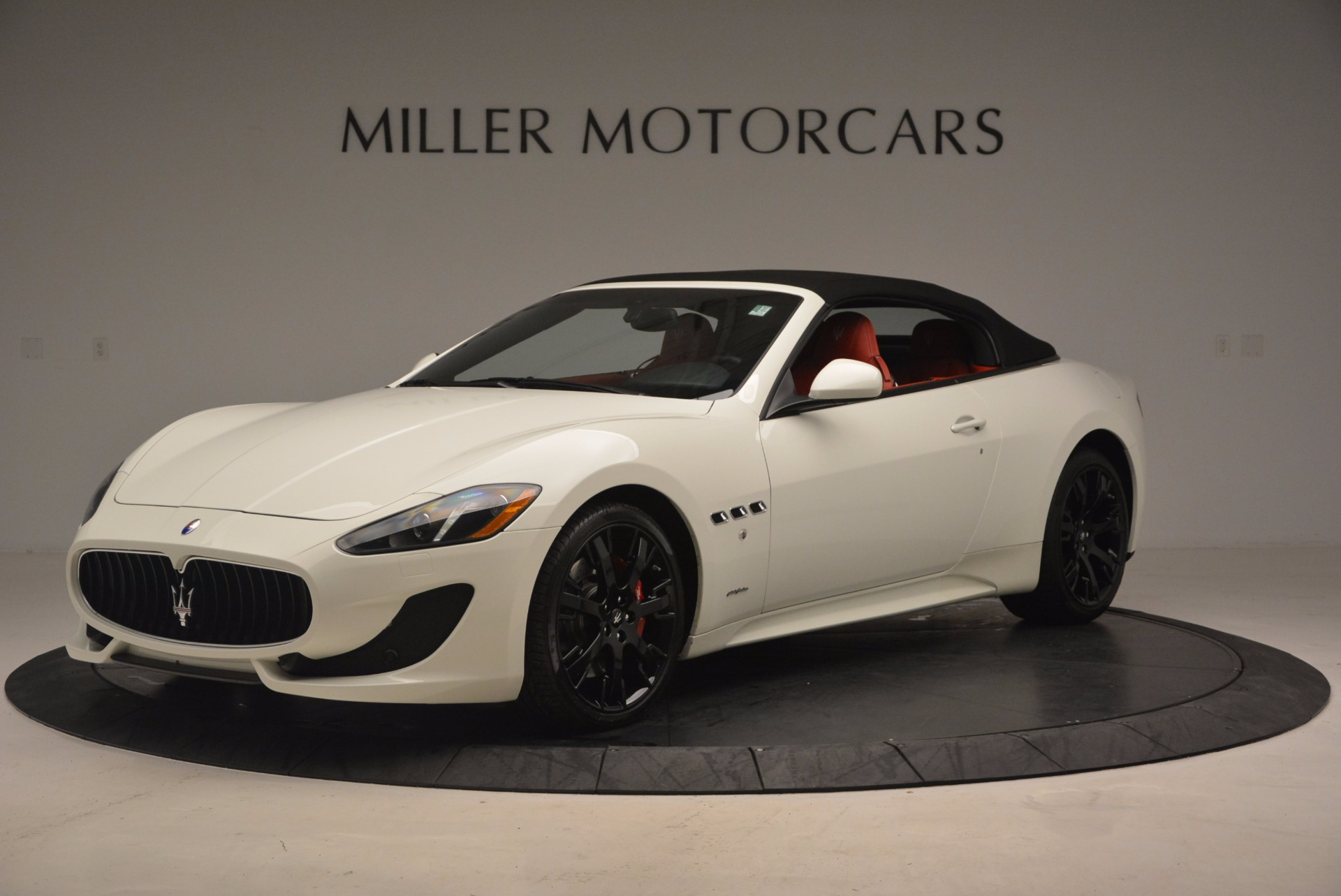 Used 2016 Maserati GranTurismo Sport For Sale In Westport, CT 1100_p14