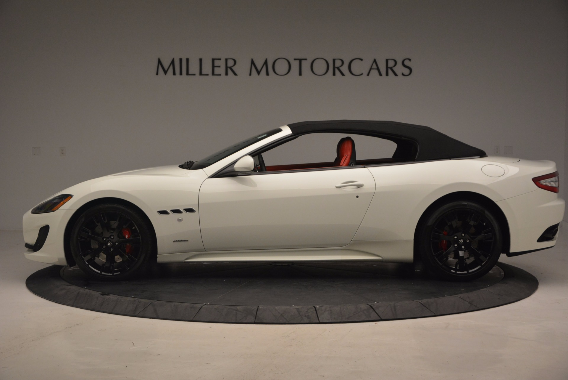 Used 2016 Maserati GranTurismo Sport For Sale In Westport, CT 1100_p15