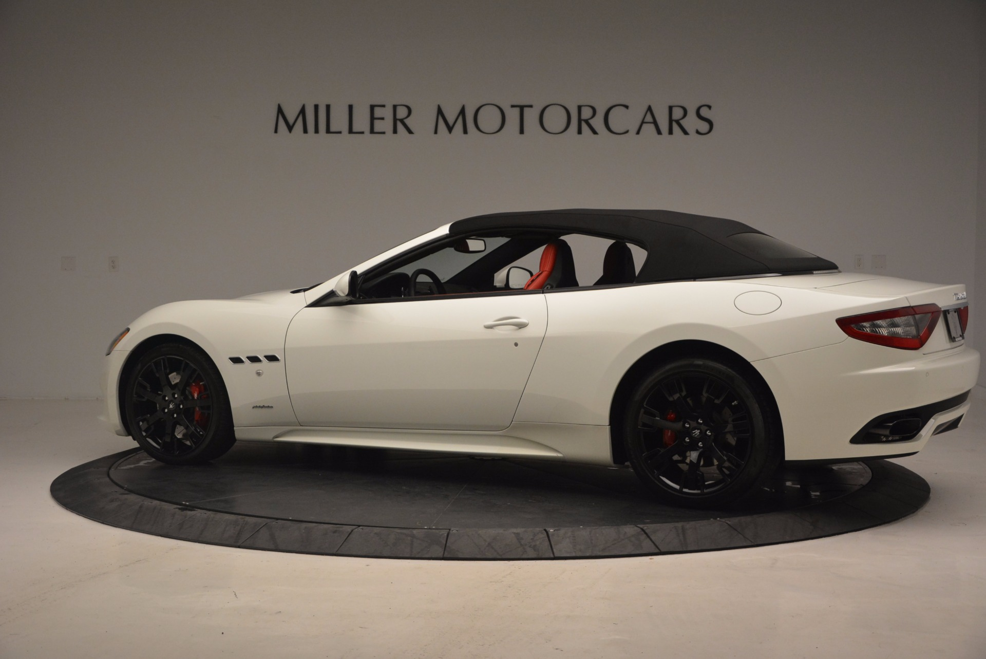 Used 2016 Maserati GranTurismo Sport For Sale In Westport, CT 1100_p16