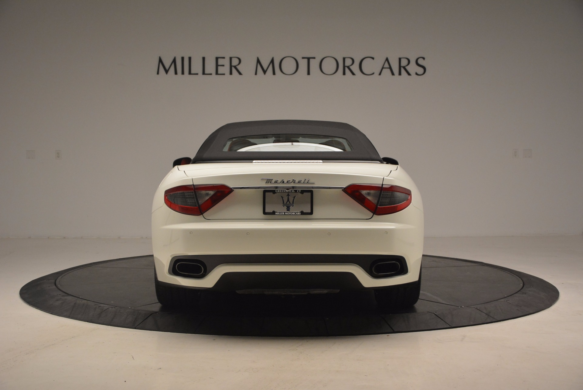 Used 2016 Maserati GranTurismo Sport For Sale In Westport, CT 1100_p18