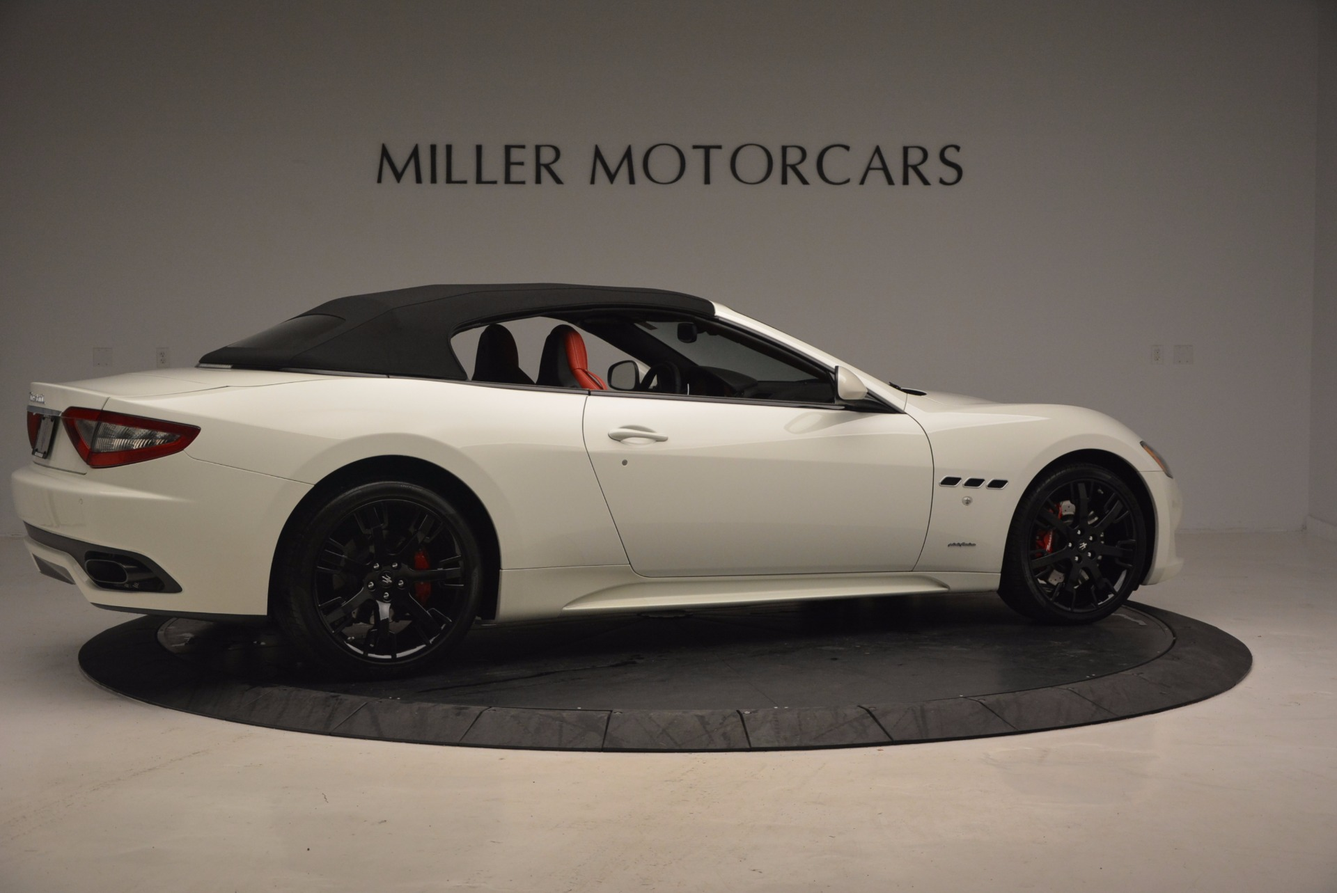 Used 2016 Maserati GranTurismo Sport For Sale In Westport, CT 1100_p20