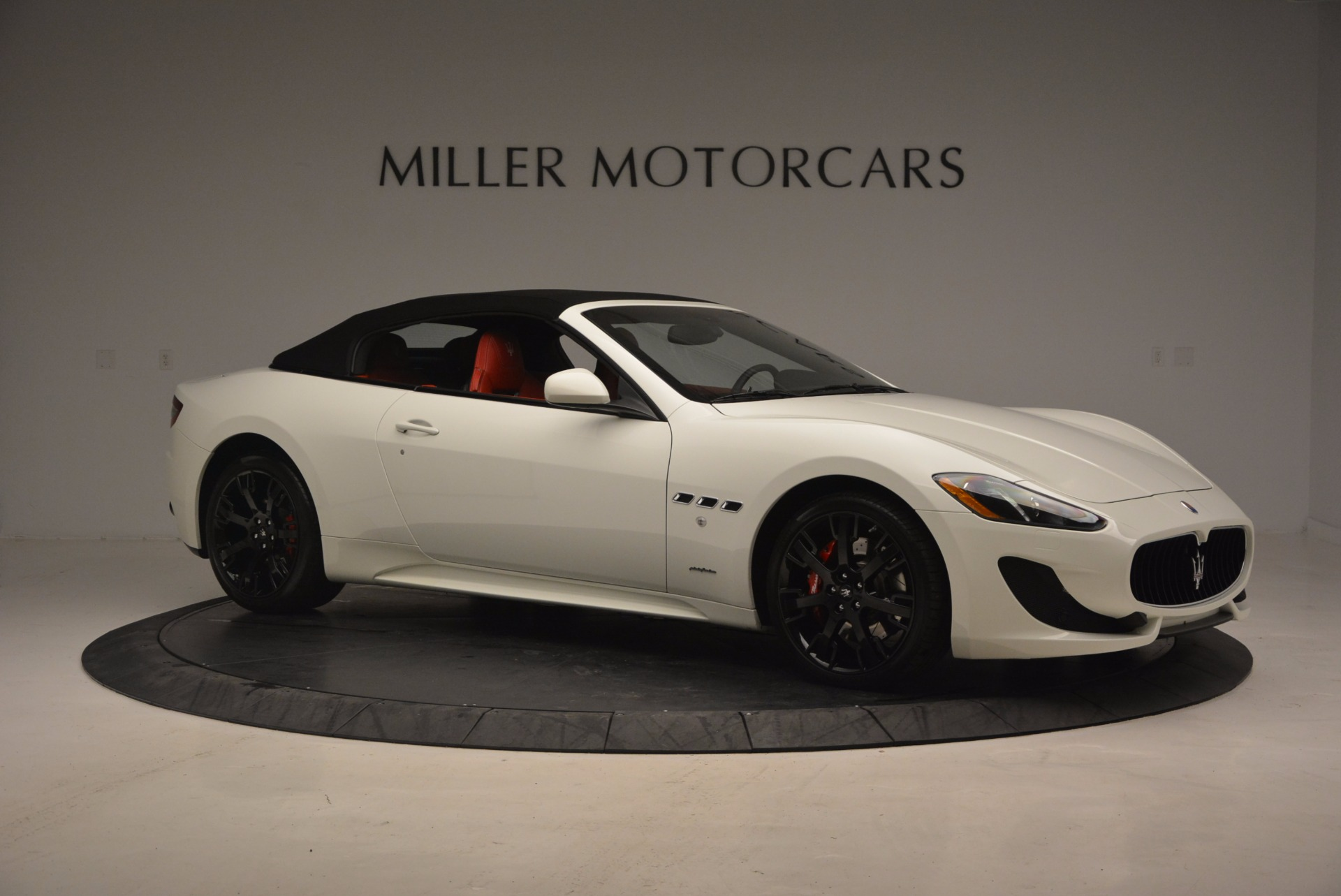 Used 2016 Maserati GranTurismo Sport For Sale In Westport, CT 1100_p22