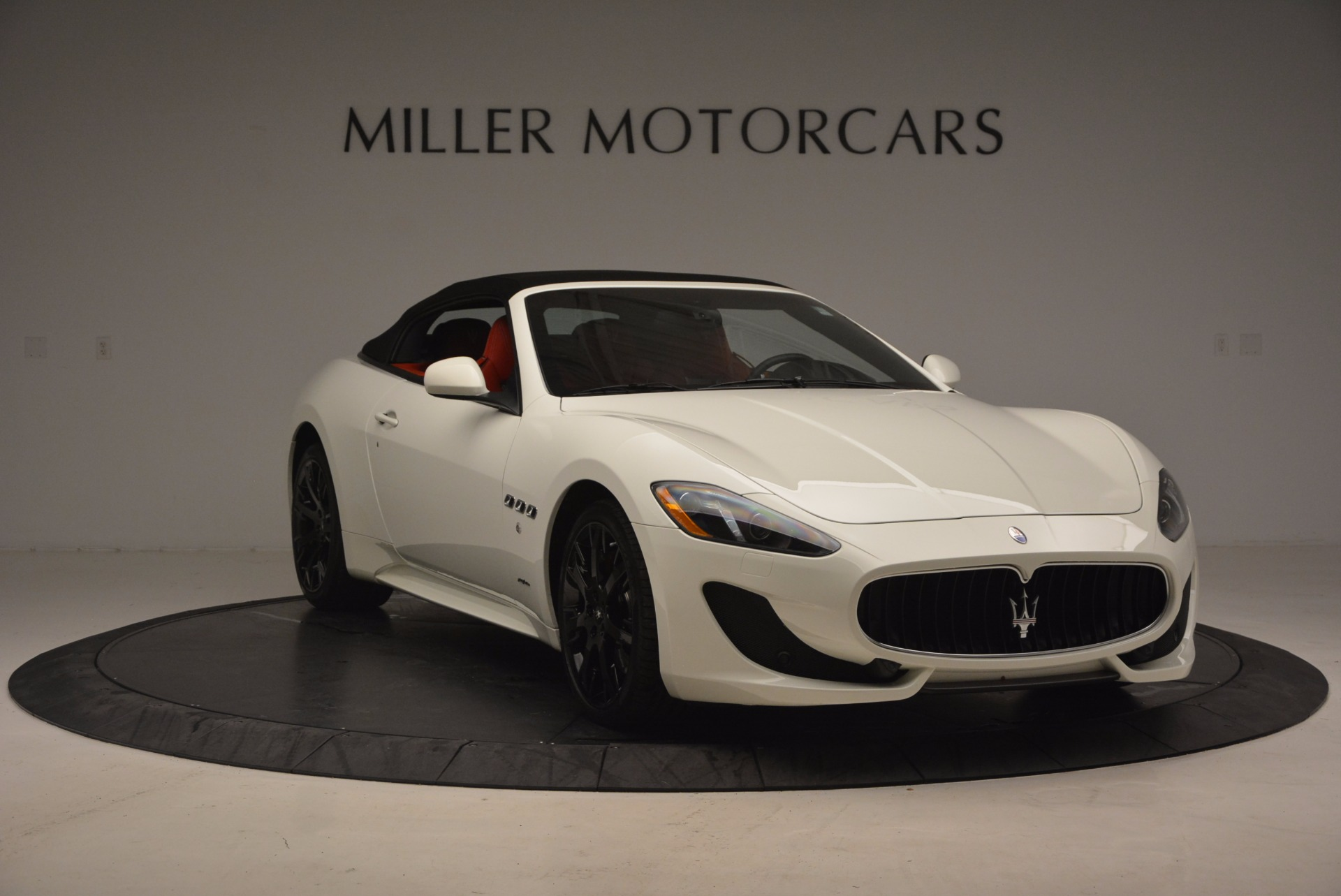 Used 2016 Maserati GranTurismo Sport For Sale In Westport, CT 1100_p23