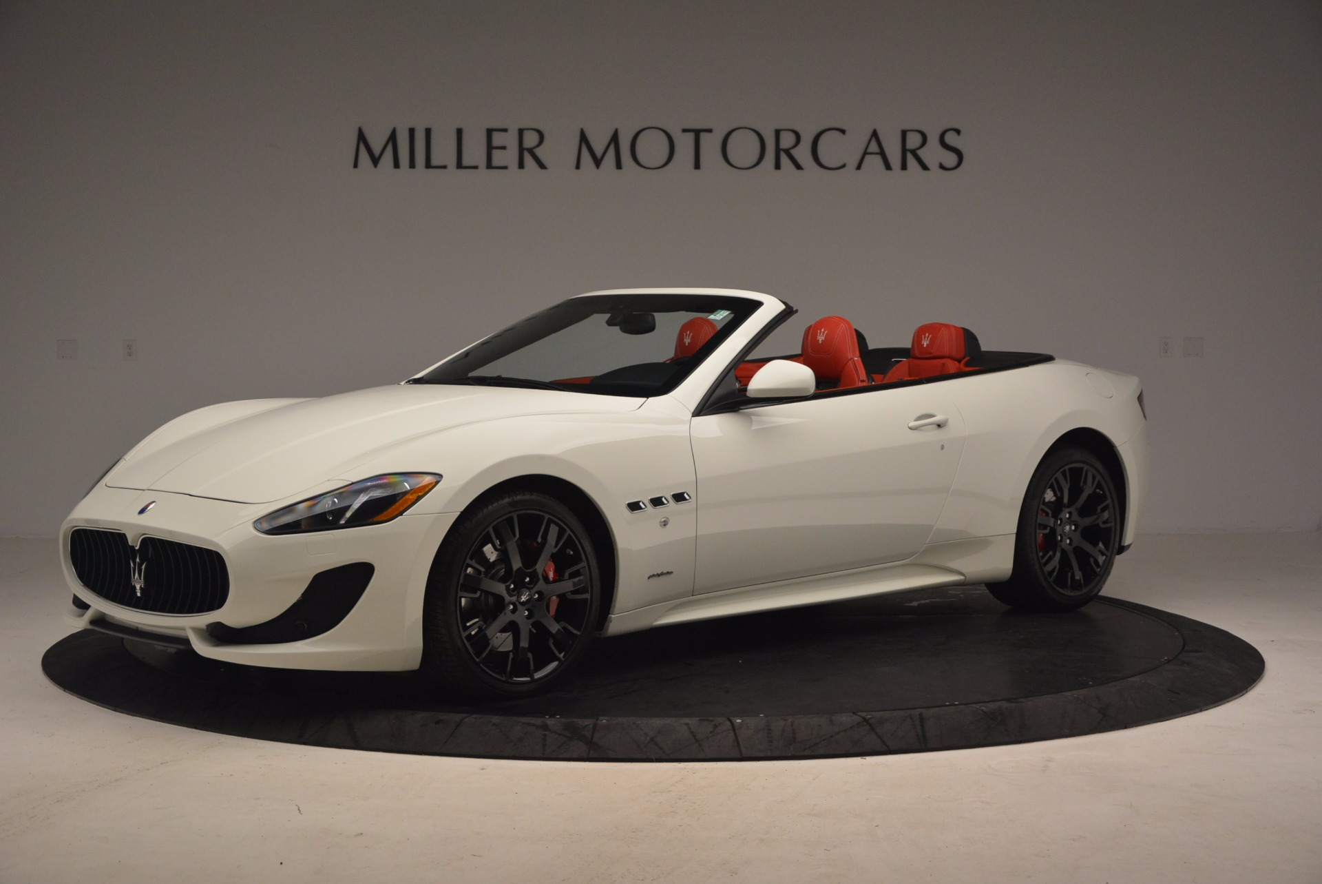 Used 2016 Maserati GranTurismo Sport For Sale In Westport, CT 1100_p2