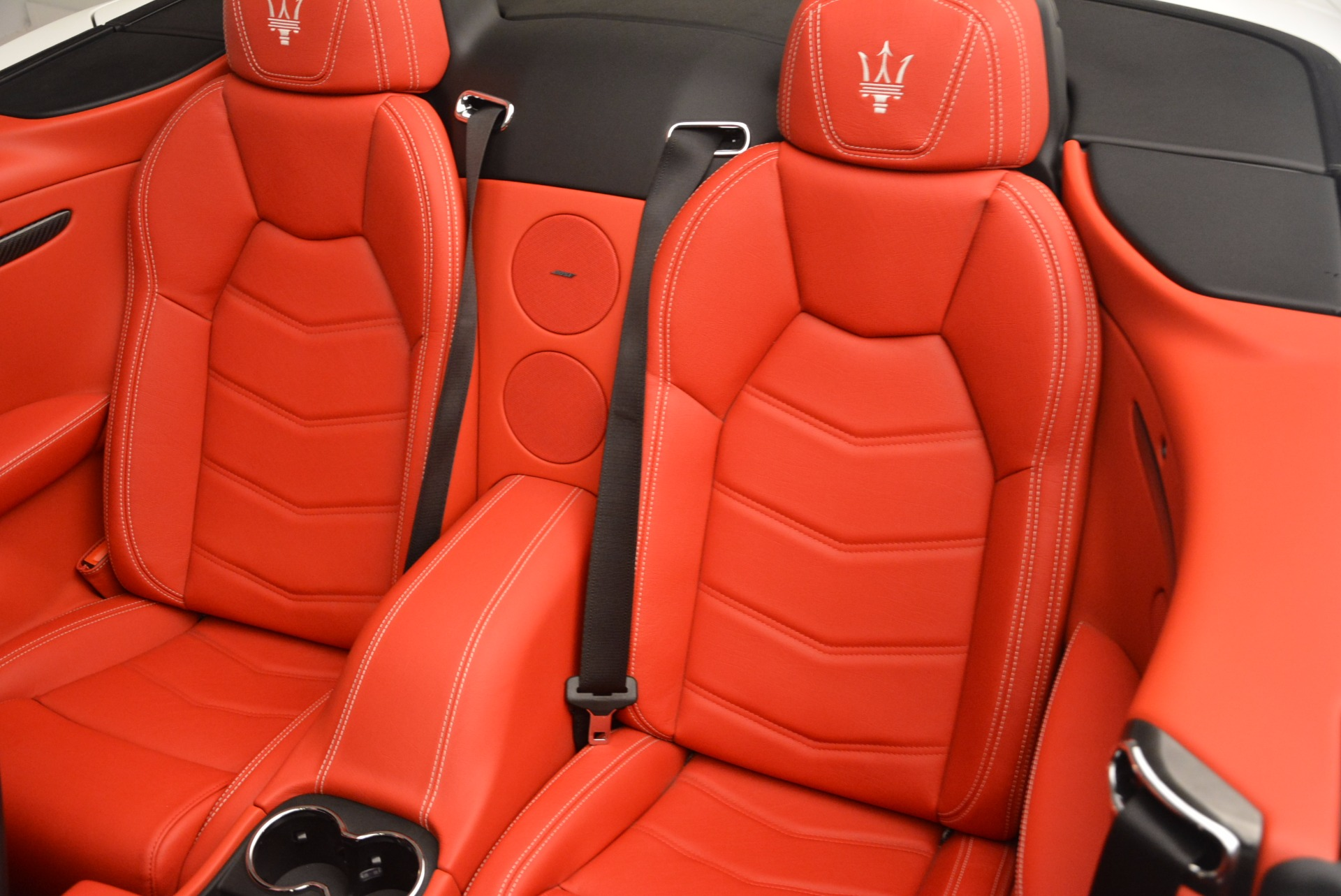 Used 2016 Maserati GranTurismo Sport For Sale In Westport, CT 1100_p37
