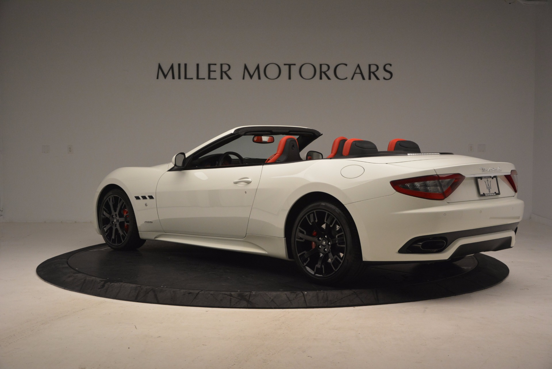 Used 2016 Maserati GranTurismo Sport For Sale In Westport, CT 1100_p5