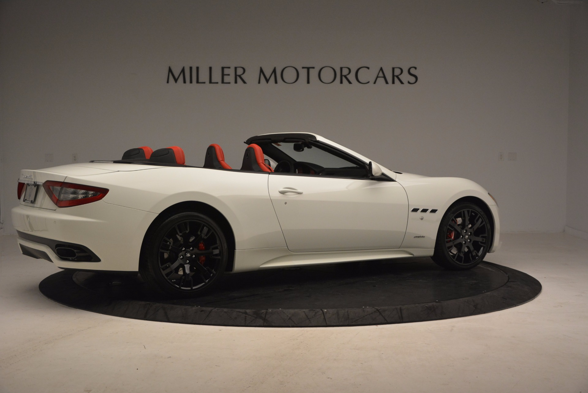 Used 2016 Maserati GranTurismo Sport For Sale In Westport, CT 1100_p8