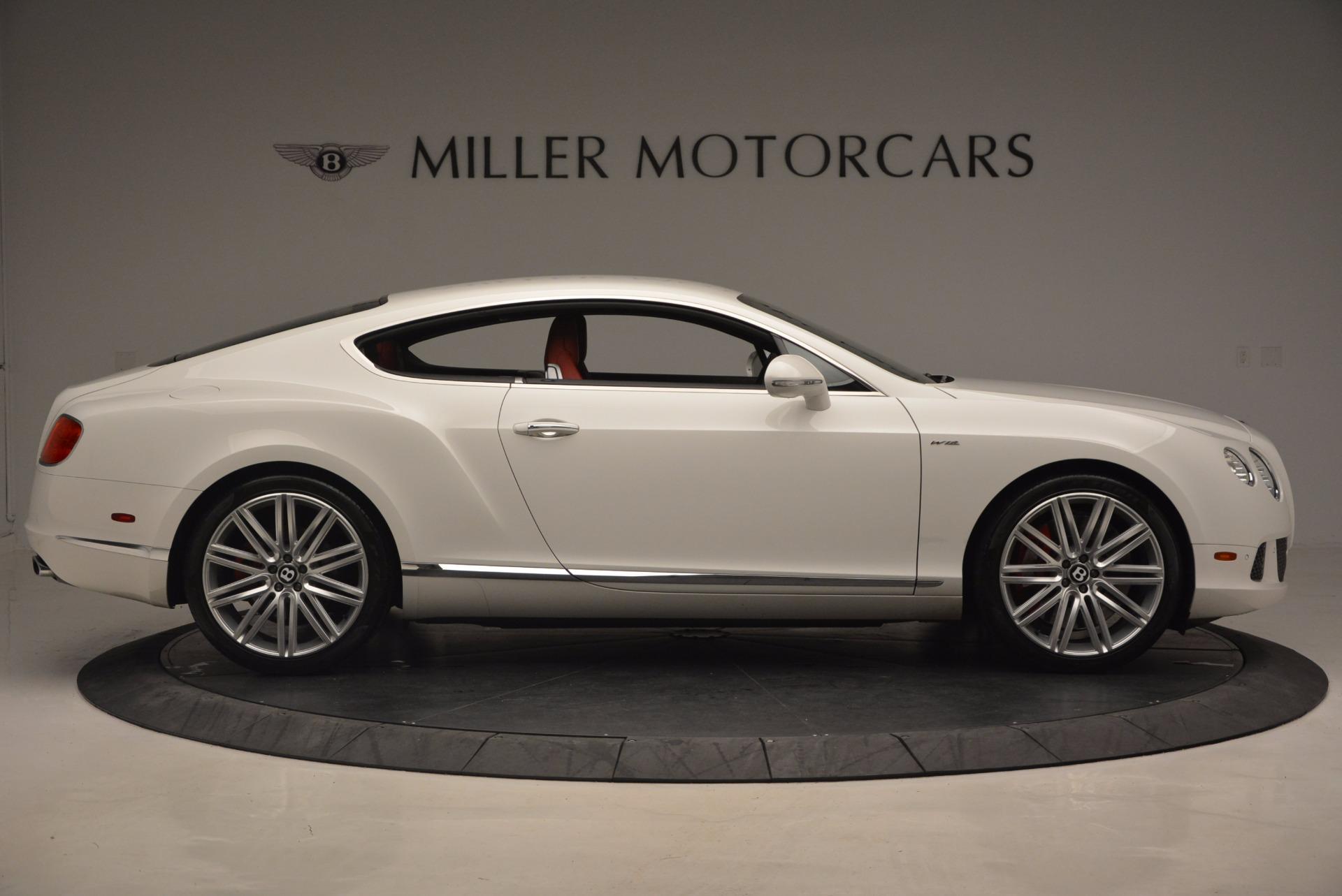Used 2014 Bentley Continental GT Speed For Sale In Westport, CT 1102_p10