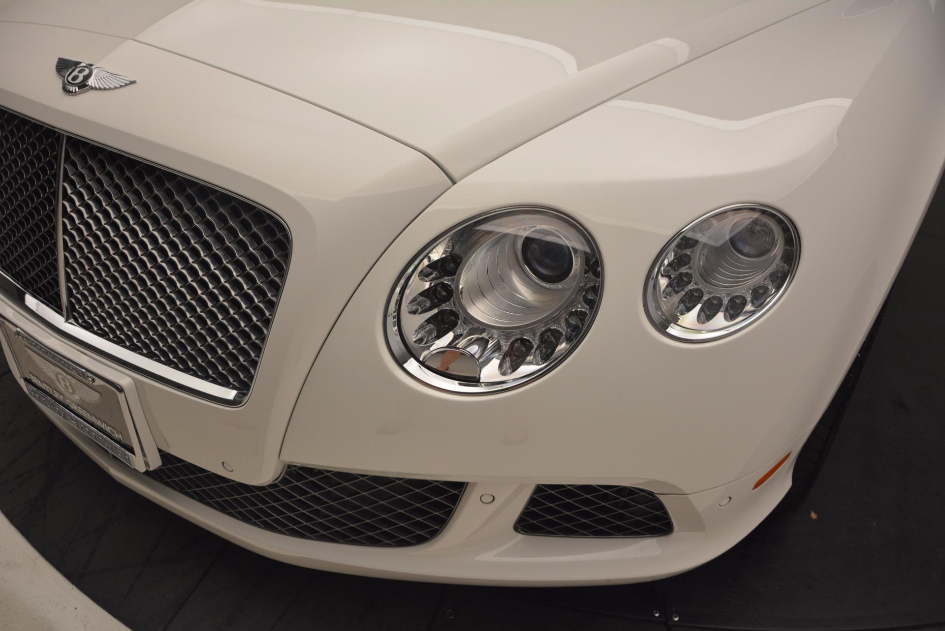 Used 2014 Bentley Continental GT Speed For Sale In Westport, CT 1102_p17