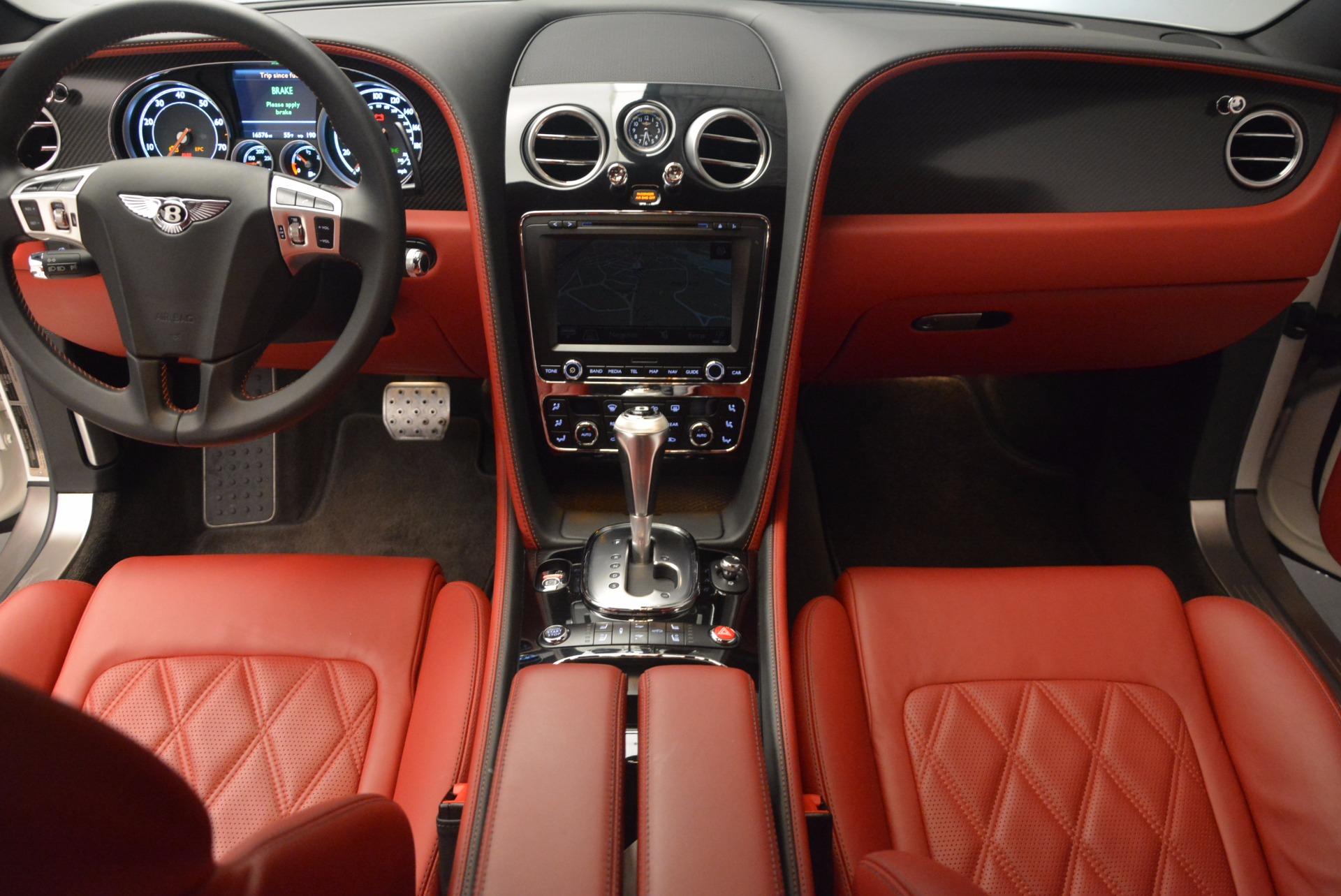 Used 2014 Bentley Continental GT Speed For Sale In Westport, CT 1102_p27