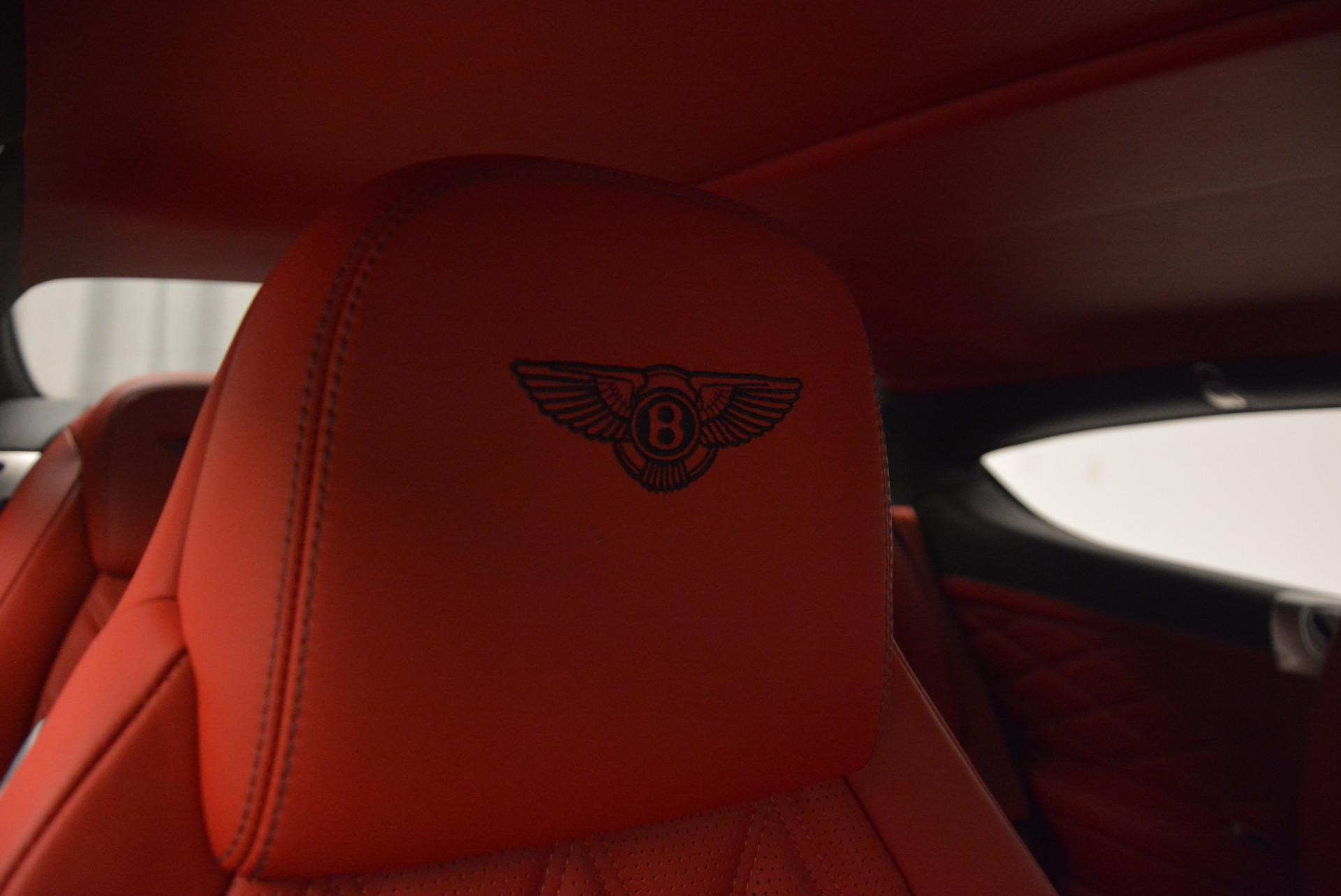 Used 2014 Bentley Continental GT Speed For Sale In Westport, CT 1102_p35