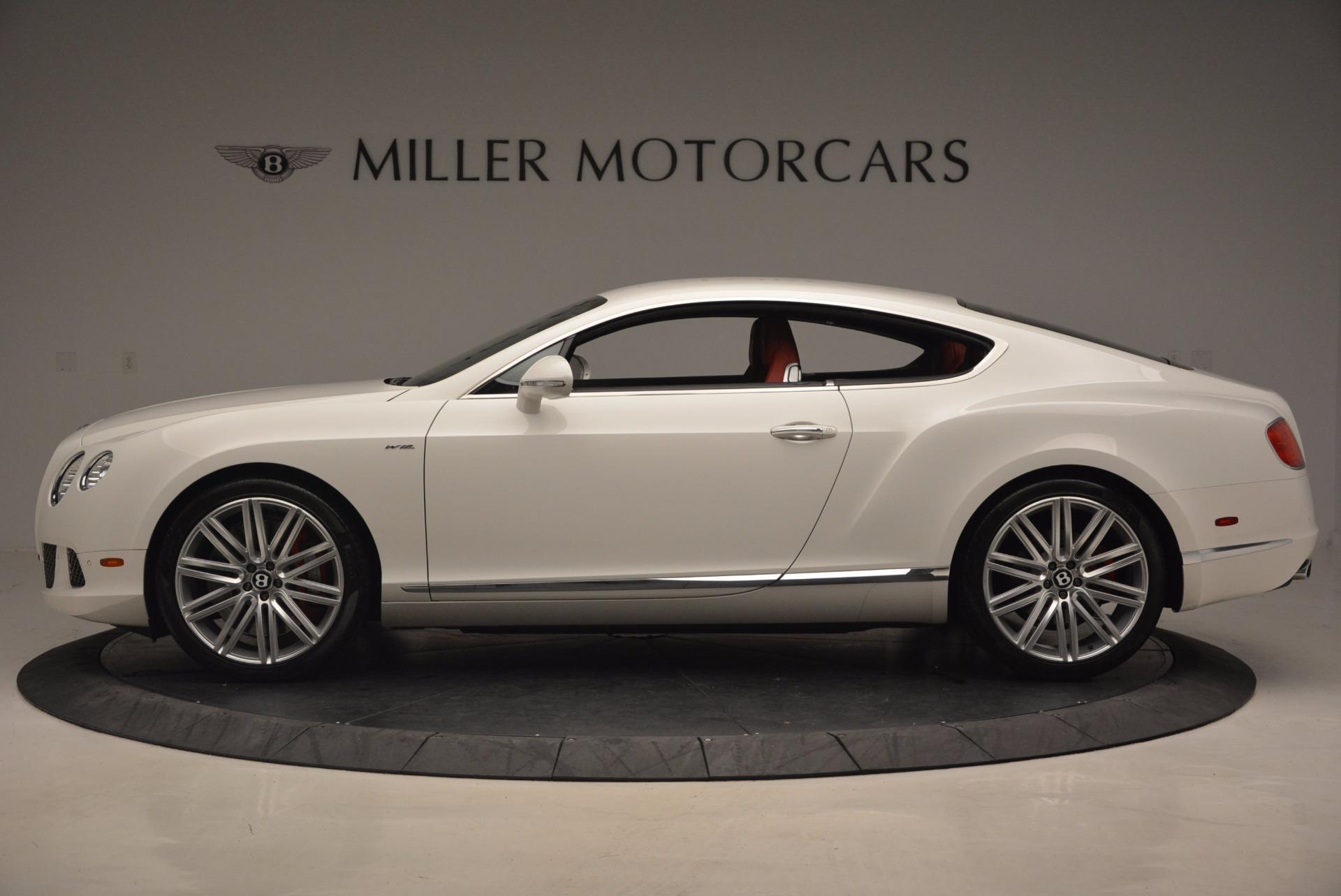 Used 2014 Bentley Continental GT Speed For Sale In Westport, CT 1102_p4