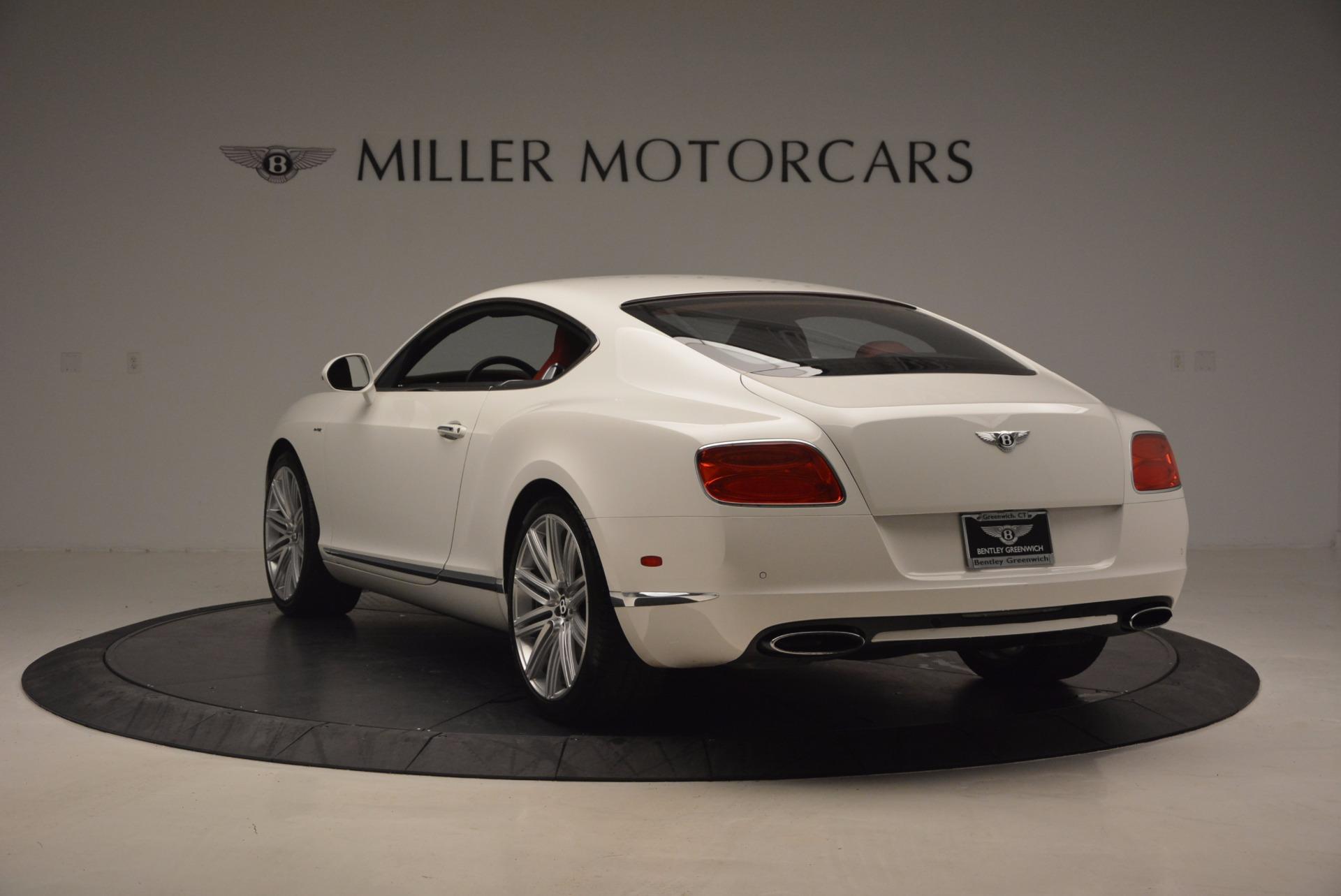 Used 2014 Bentley Continental GT Speed For Sale In Westport, CT 1102_p6