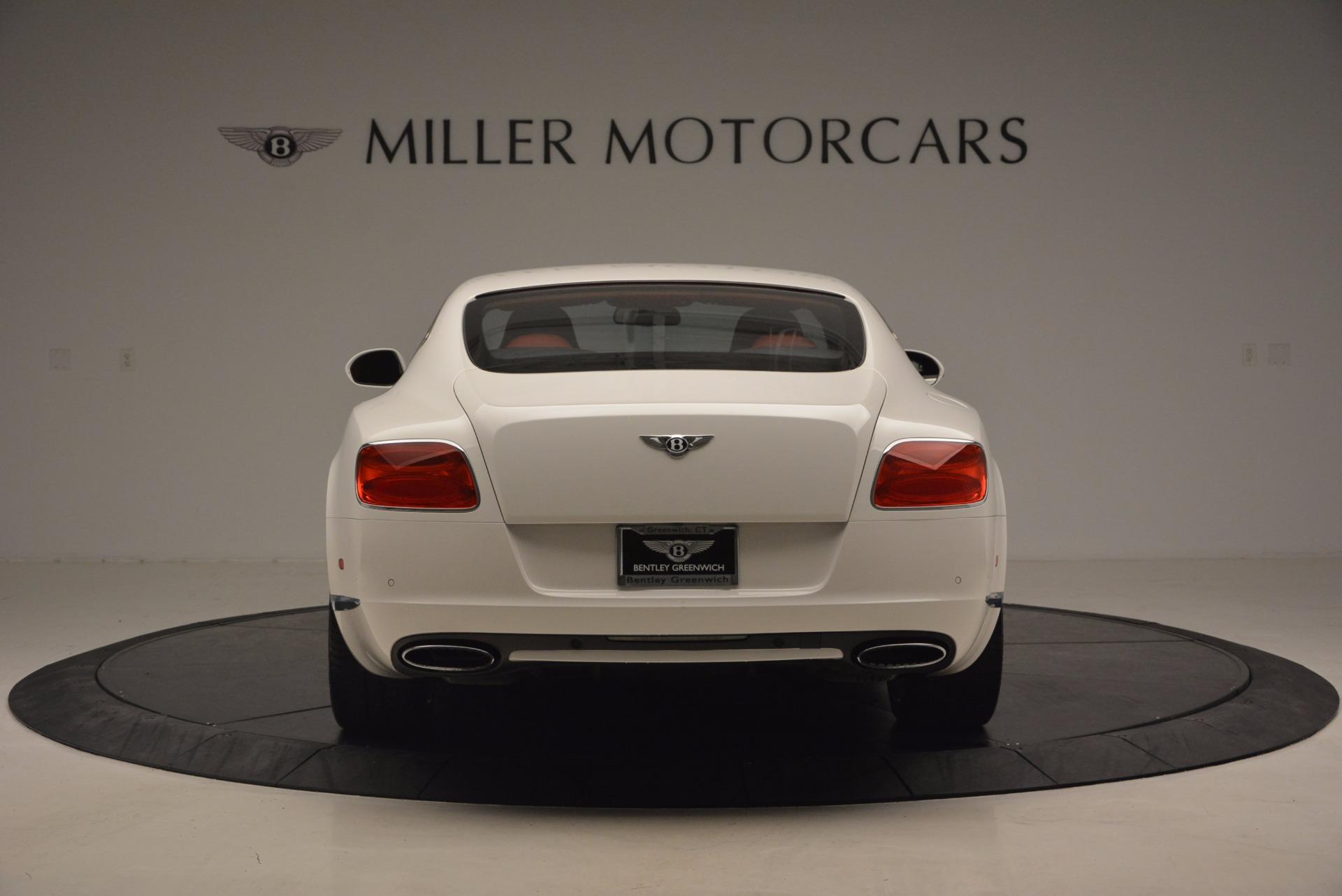 Used 2014 Bentley Continental GT Speed For Sale In Westport, CT 1102_p7