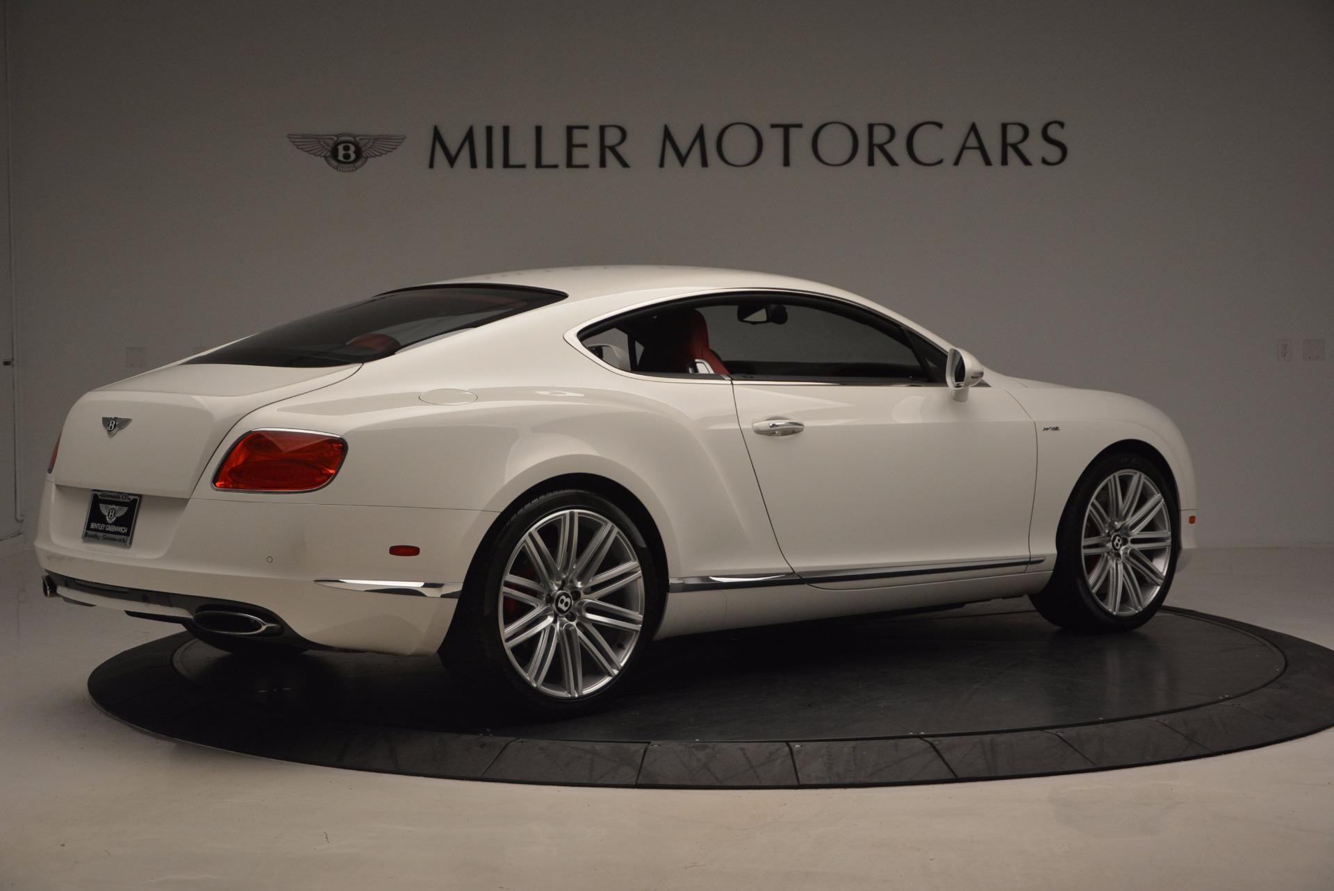 Used 2014 Bentley Continental GT Speed For Sale In Westport, CT 1102_p9